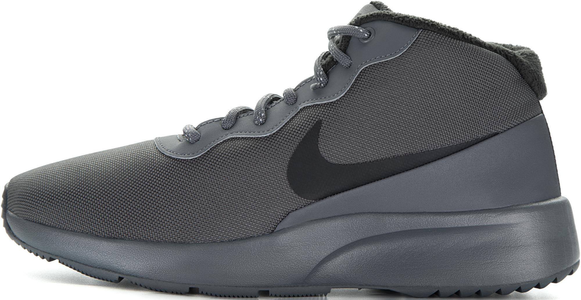 цена Nike Кроссовки мужские Nike Tanjun Chukka, размер 44 онлайн в 2017 году
