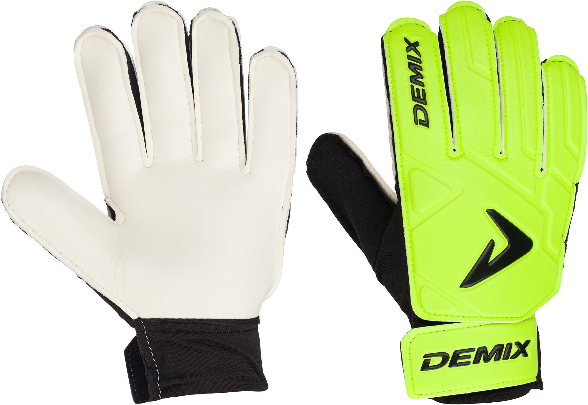 Demix Перчатки вратарские детские , размер 4