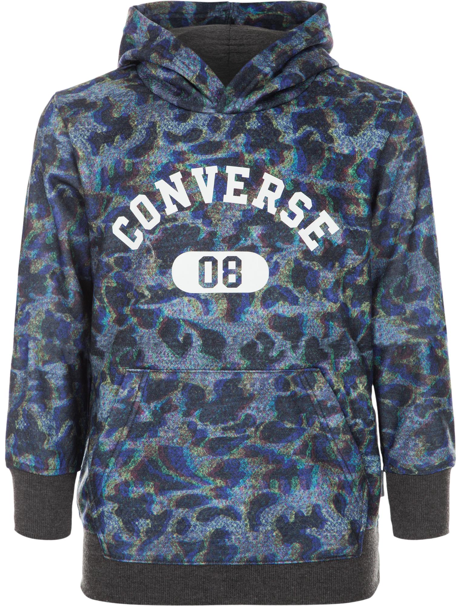 Converse Джемпер для мальчиков Converse глянец зебрано