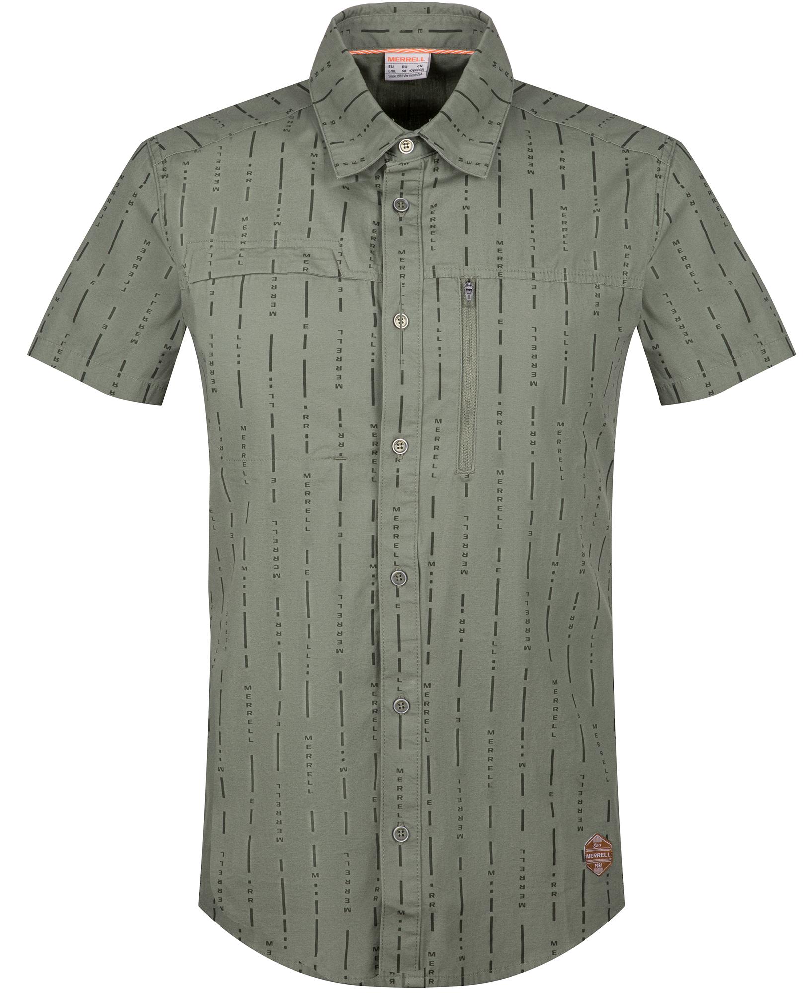 цена на Merrell Рубашка с коротким рукавом мужская Merrell, размер 50