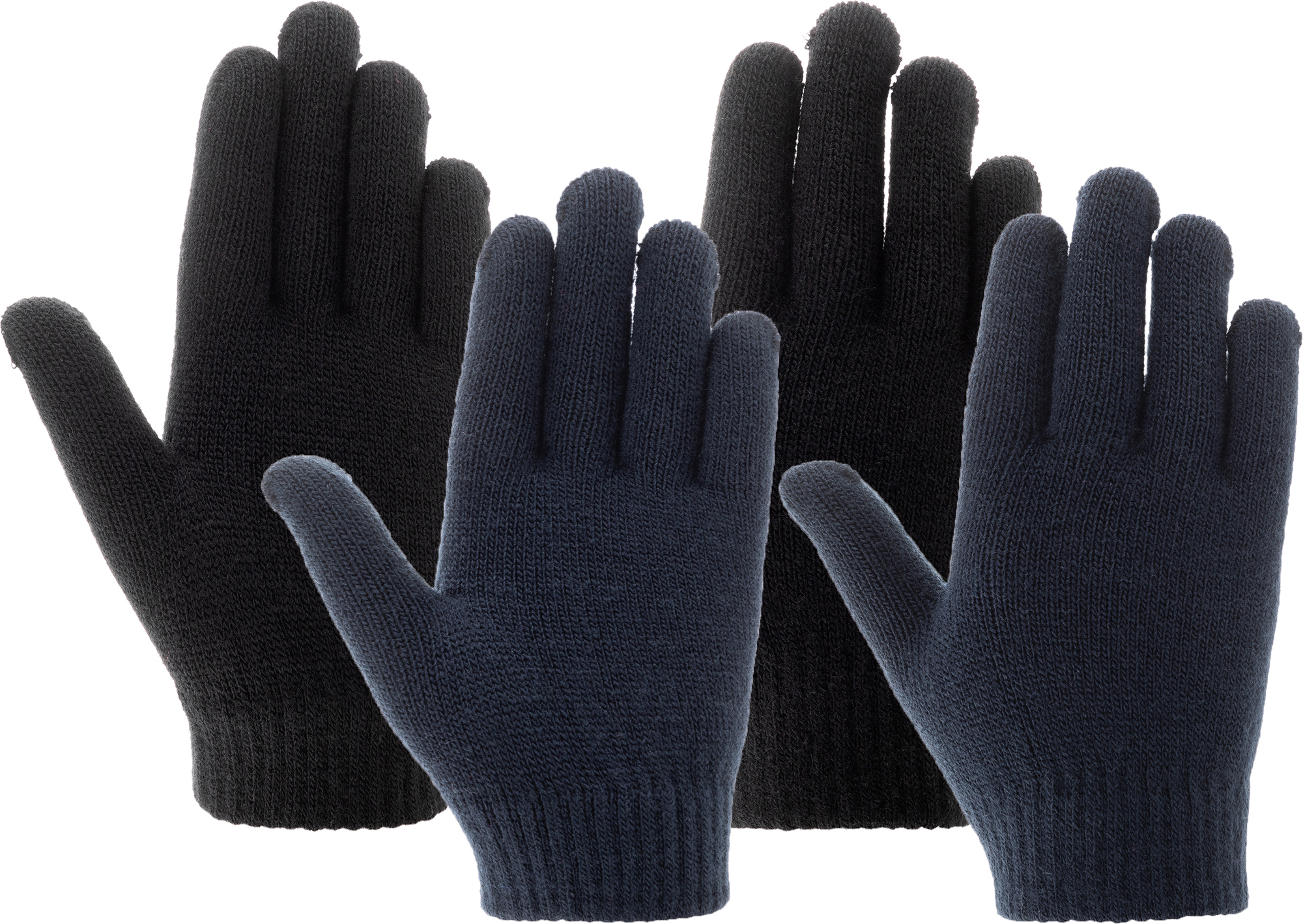 IcePeak Перчатки для мальчиков IcePea HIGHLAND JR, 2 пары icepeak radley jr