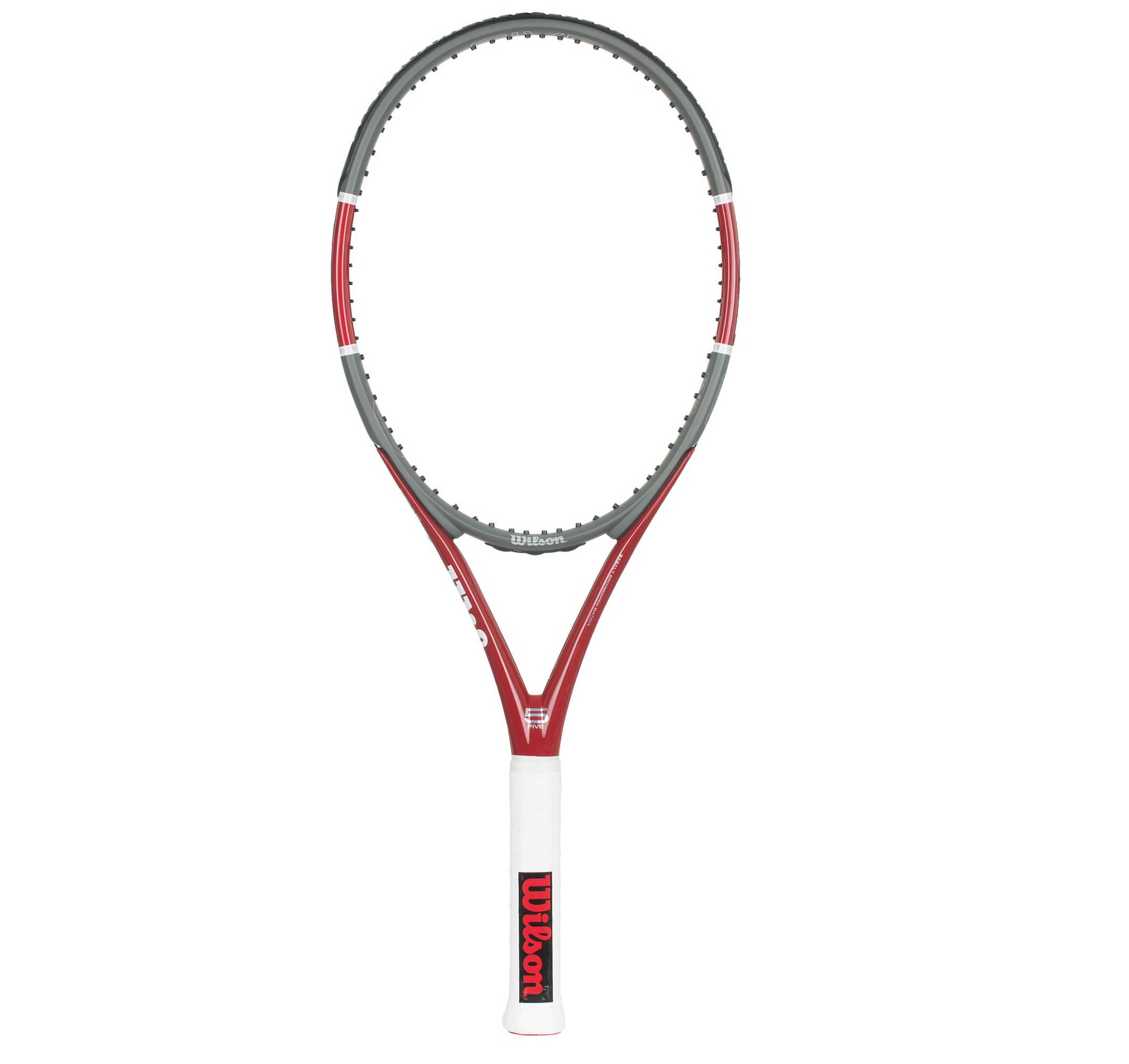 Wilson Ракетка для большого тенниса Wilson Triad Five, размер 3 wilson набор мячей для большого тенниса wilson us open x3 размер без размера
