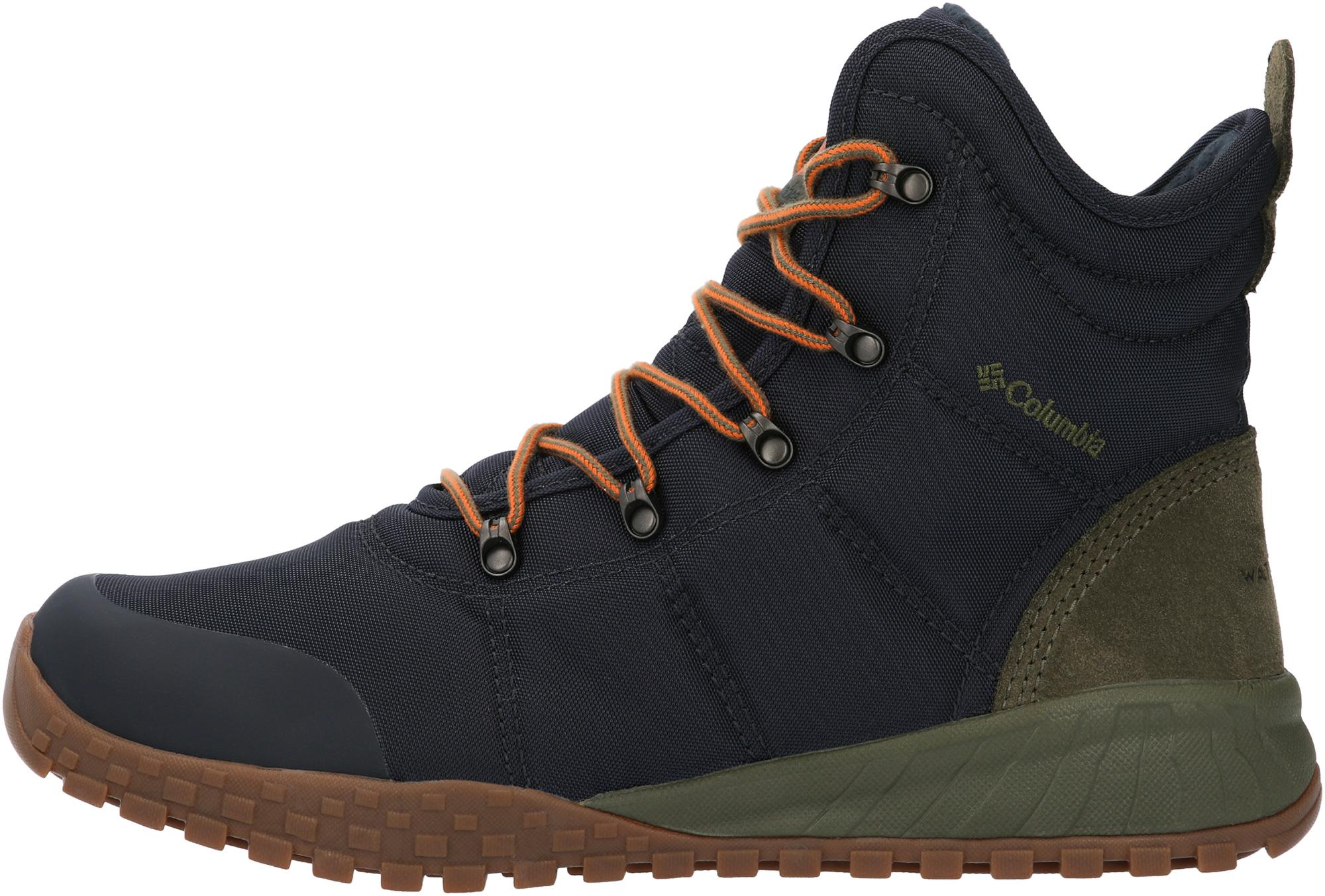 Columbia Ботинки утепленные мужские Columbia Fairbanks Omni-Heat, размер 43.5