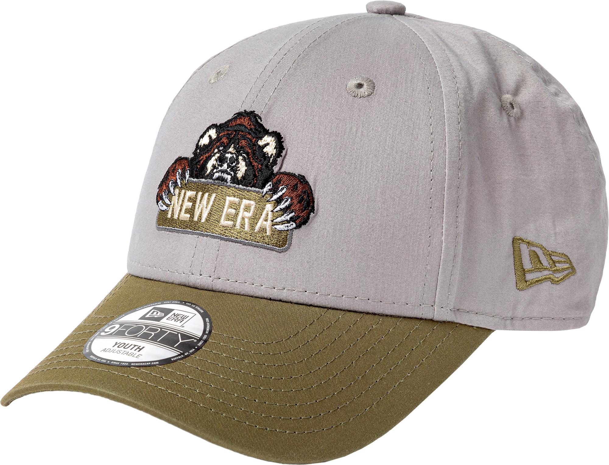 New Era Бейсболка для мальчиков New Era Rus Bear 940, размер 53-54 new era бейсболка для девочек new era butterfly 940 размер 54 55