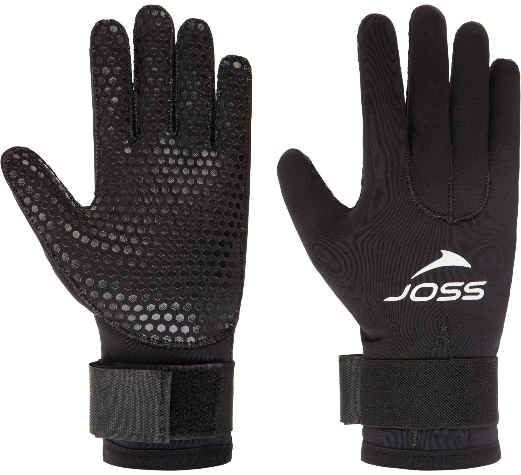 Joss Перчатки неопреновые Joss, 3 мм, размер 8,5