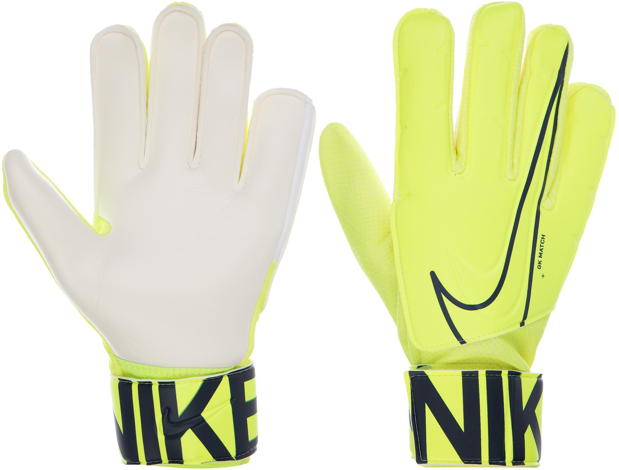 Nike Перчатки вратарские Nike, размер 10