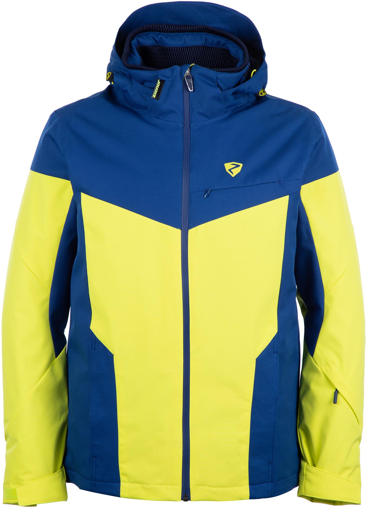 Ziener Куртка утепленная мужская Ziener Toccoa, размер 48