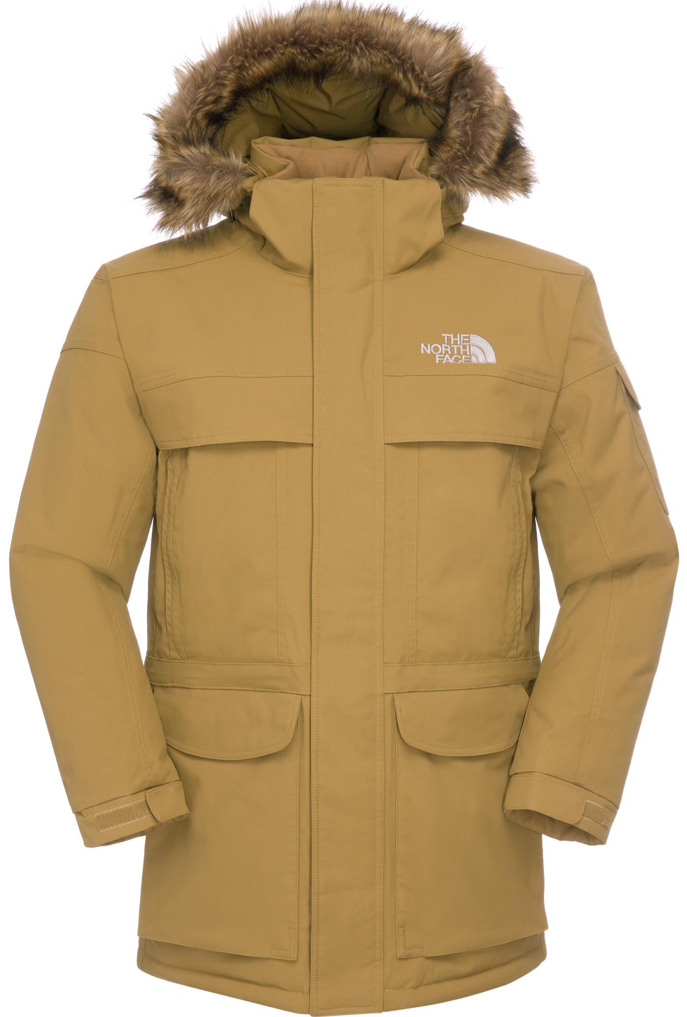 The North Face Куртка пуховая мужская McMurdo, размер 52