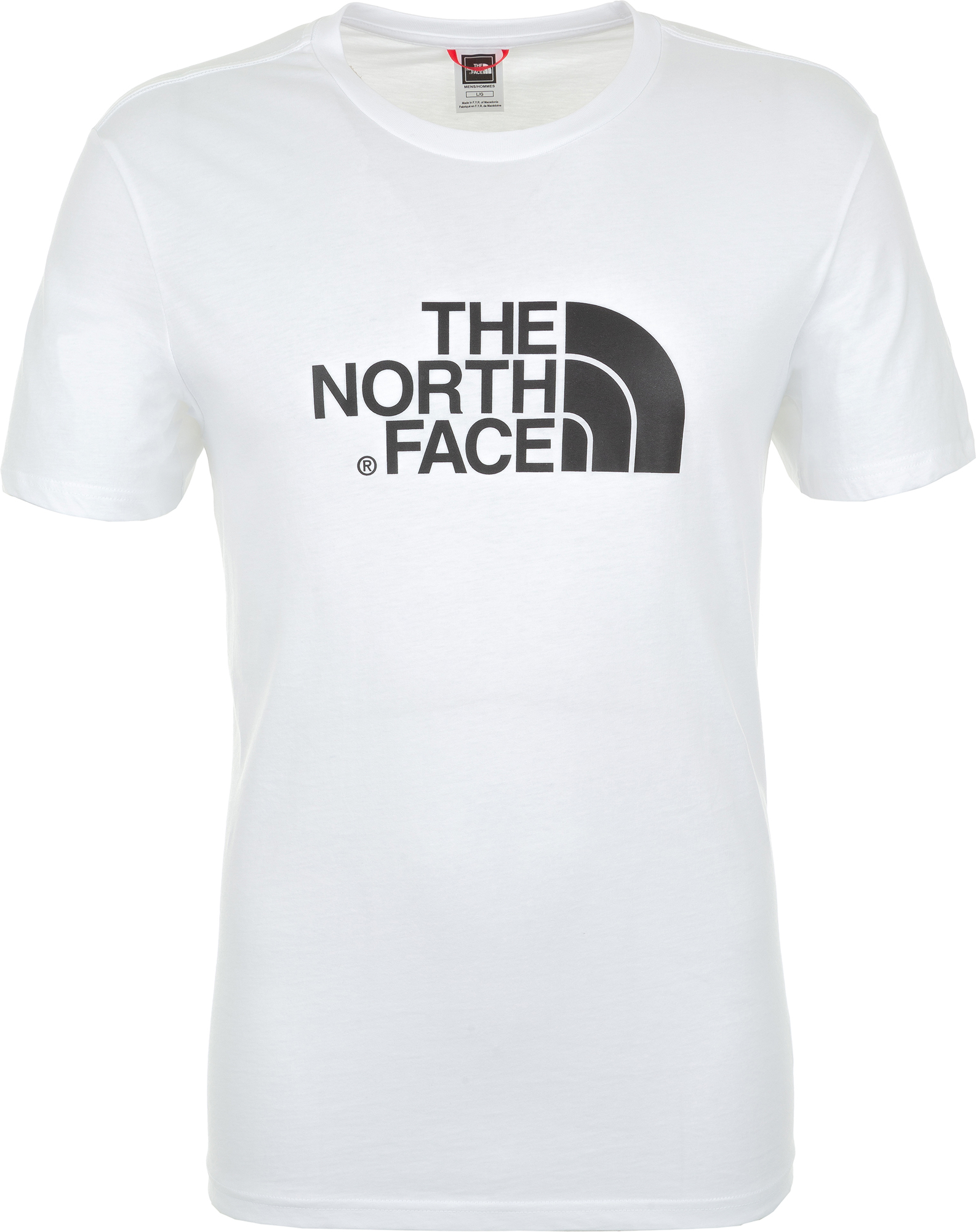 Фото - The North Face Футболка мужская The North Face Easy, размер 44-46 the north face футболка женская the north face easy размер 44