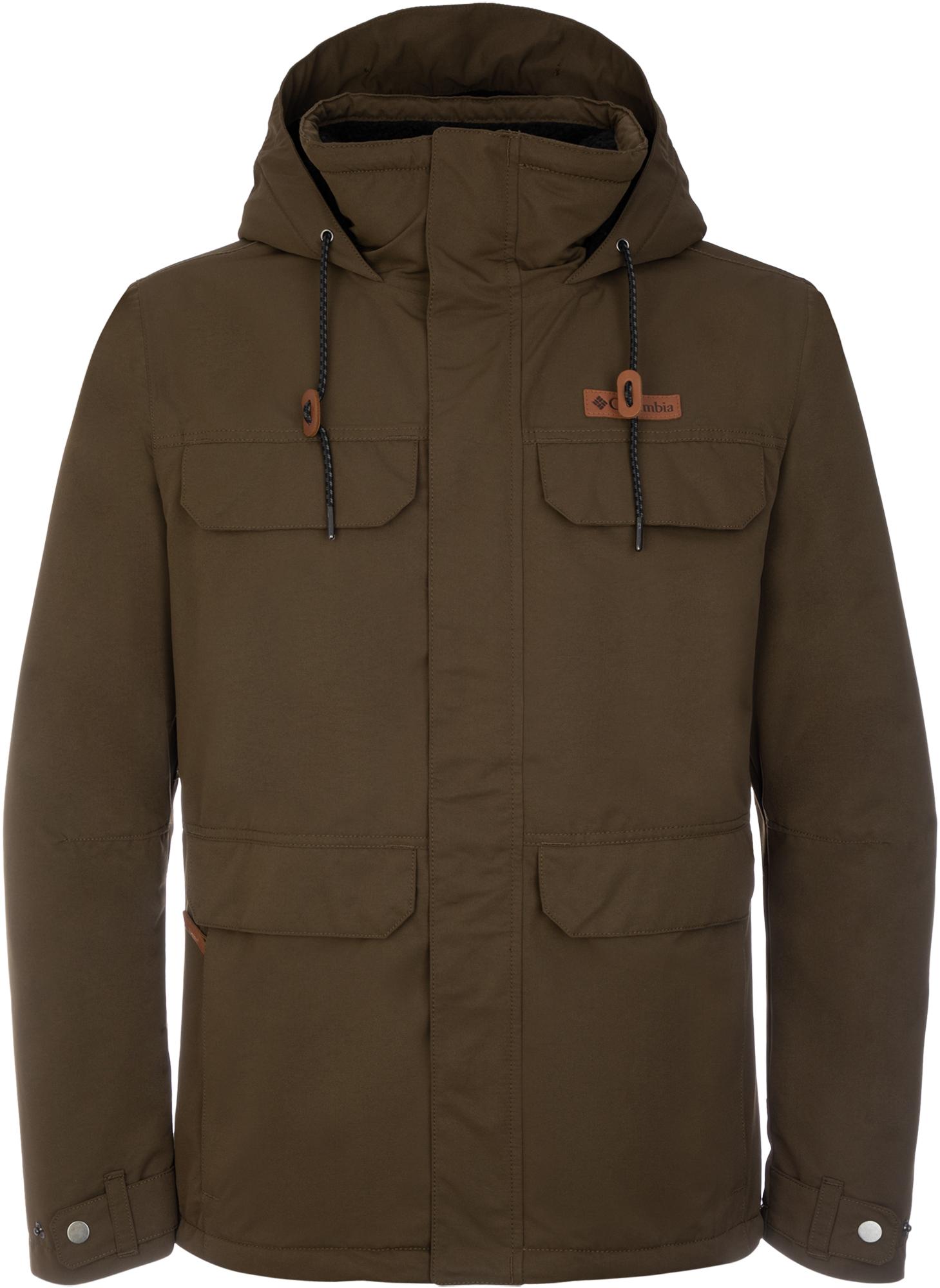Columbia Куртка утепленная мужская South Canyon, размер 54