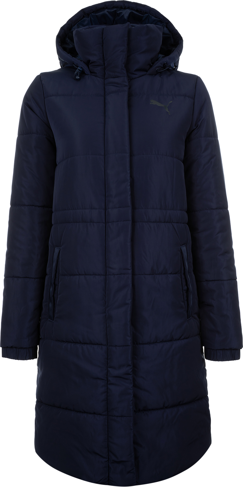 Puma Куртка утепленная женская Puma Ess Padded Coat, размер 46-48 puma style padded jacket w forest night