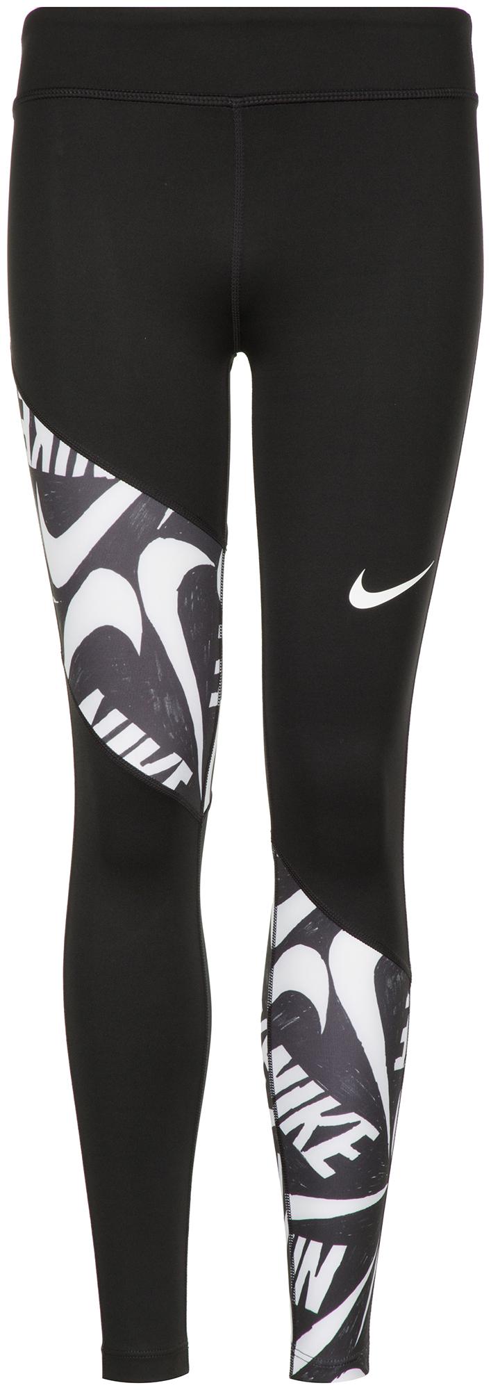 цена на Nike Легинсы для девочек Nike Trophy, размер 156-164