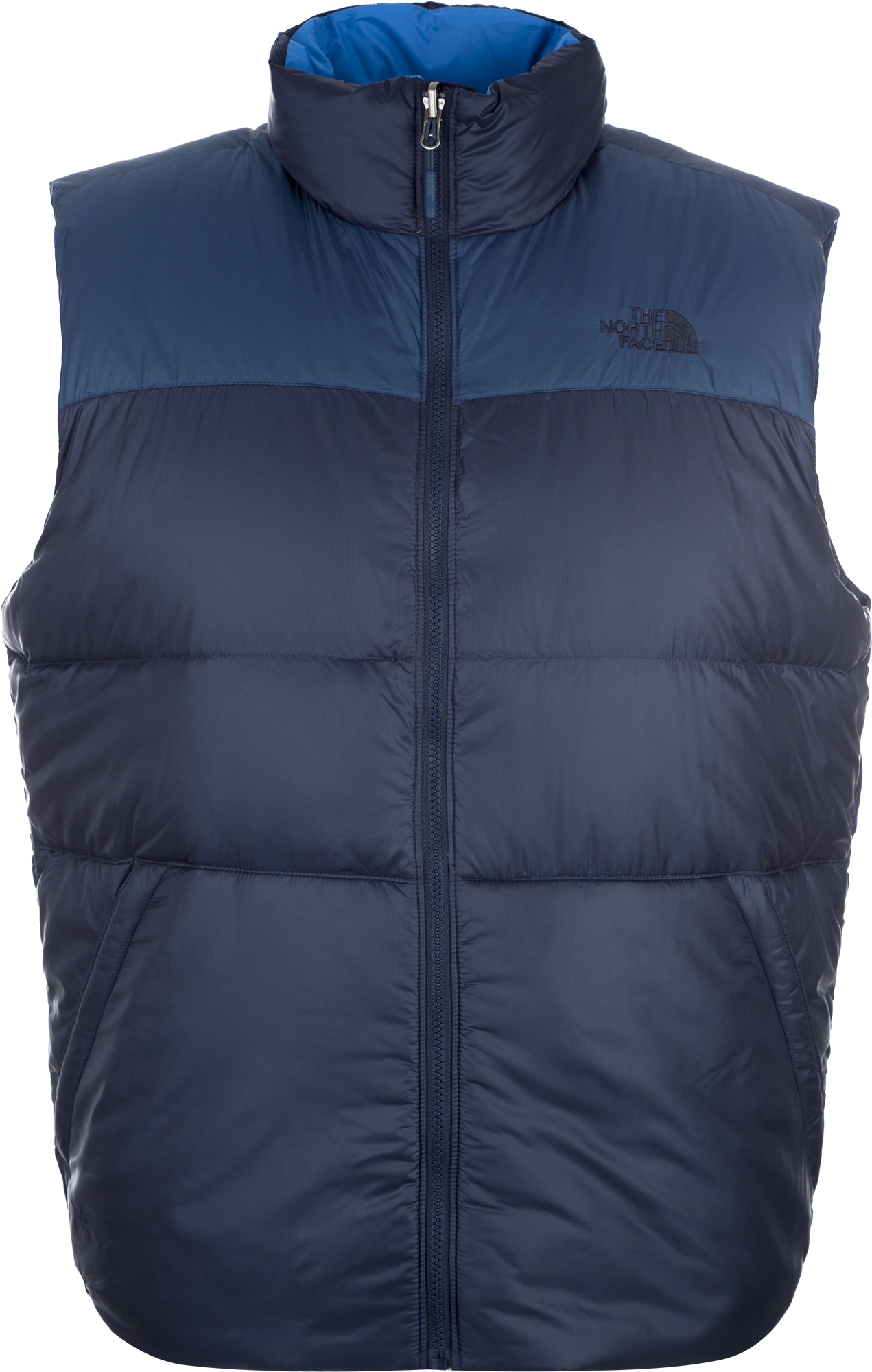The North Face Жилет пуховой мужской The North Face Nuptse III Vest, размер 50 тапочки the north face the north face nuptse tent mule iii женские