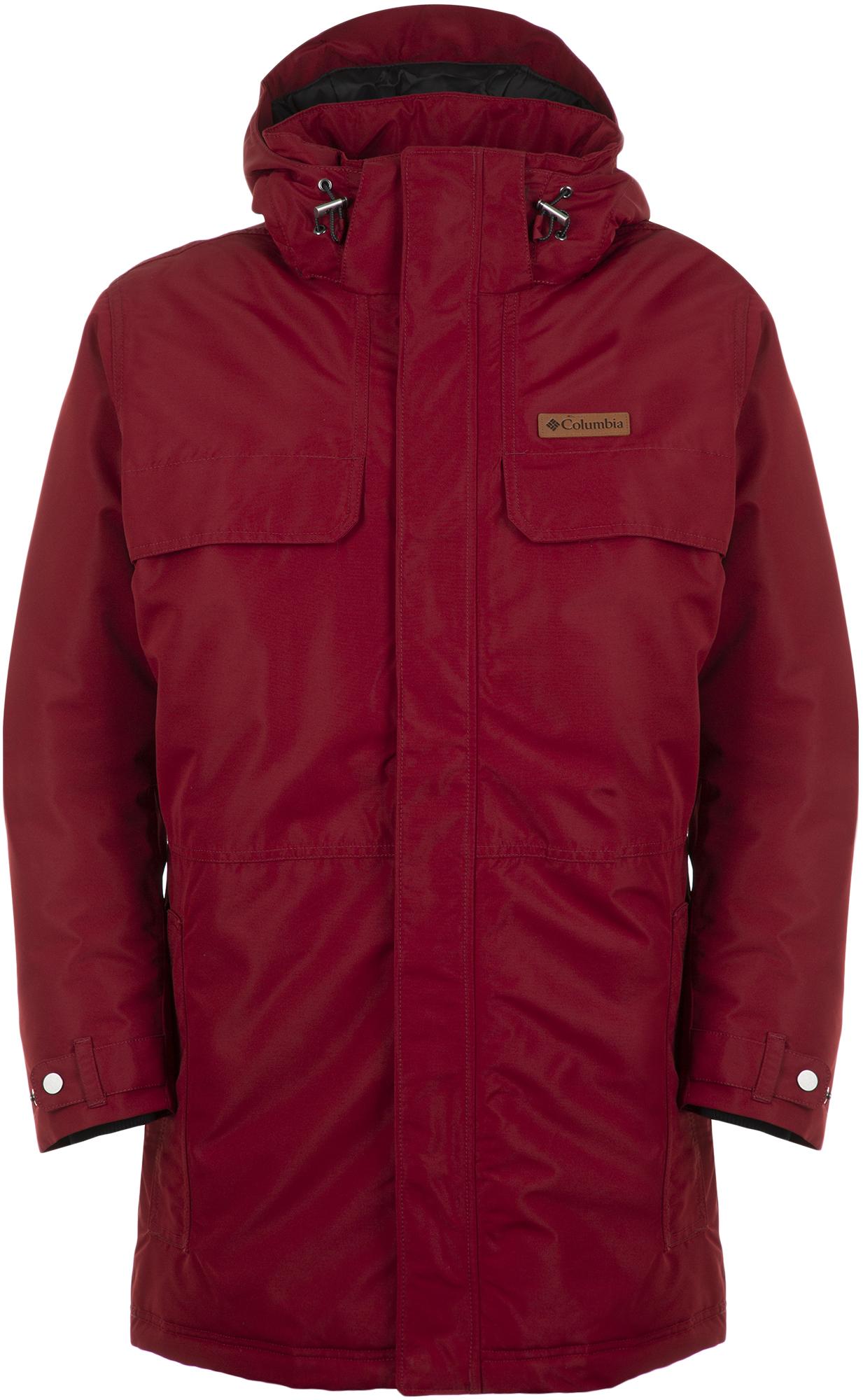 цены Columbia Куртка утепленная мужская Columbia Rugged Path, размер 46