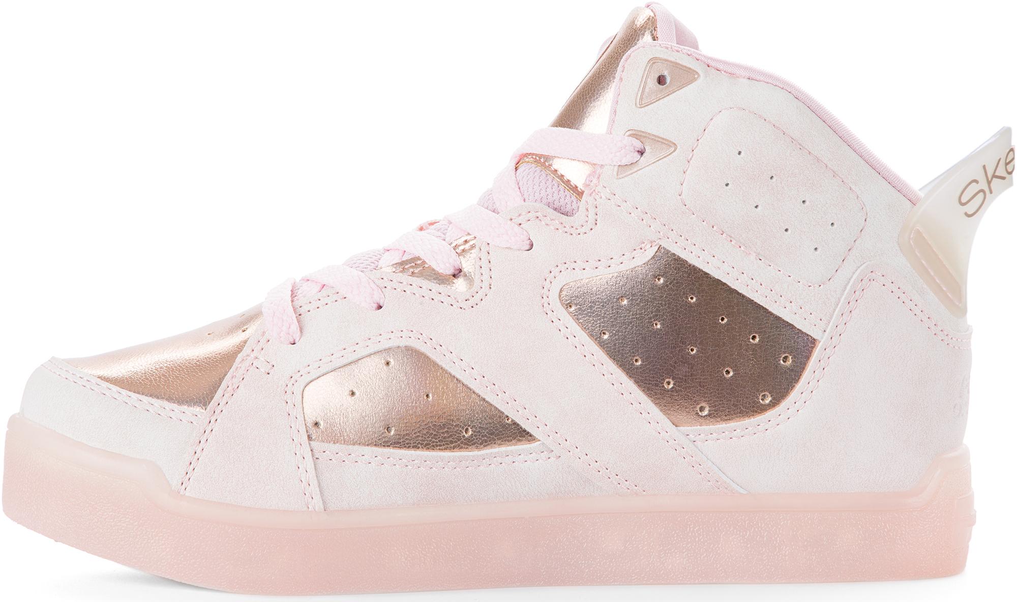 Skechers Кеды для девочек E-Pro II-Lavish Lights, размер 38