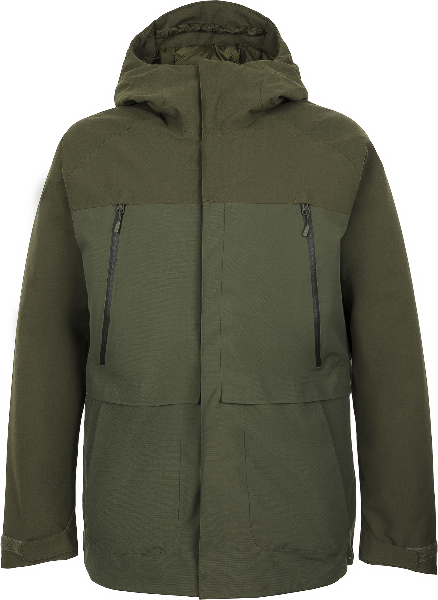 Mountain Hardwear Куртка утепленная мужская Summit Shadow™ Gore-Tex®, размер 56