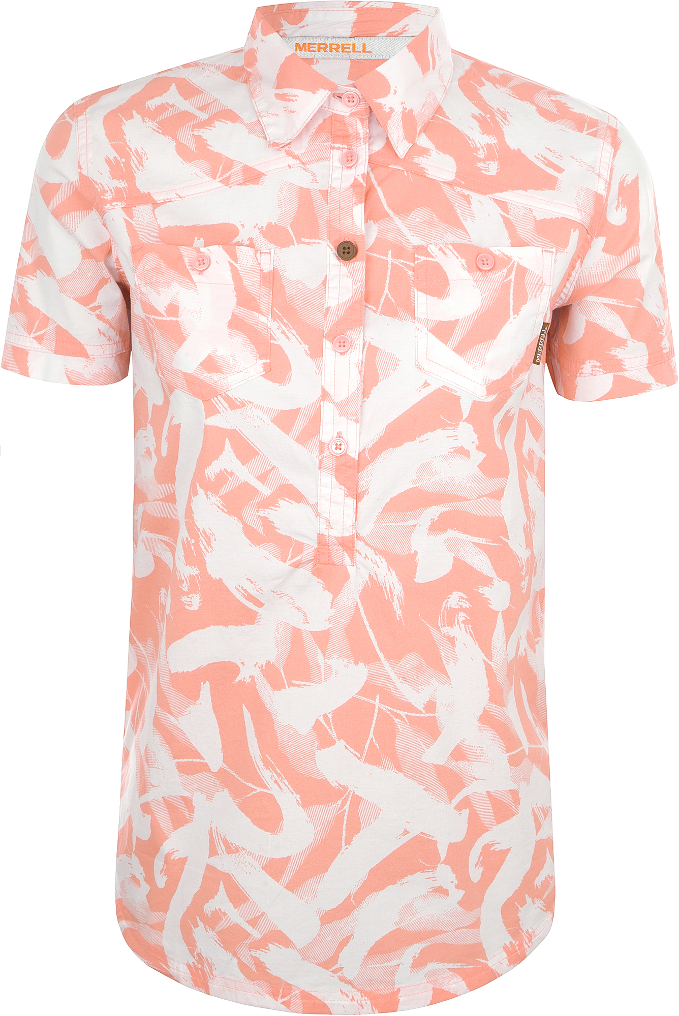 Merrell Рубашка женская Merrell, размер 46