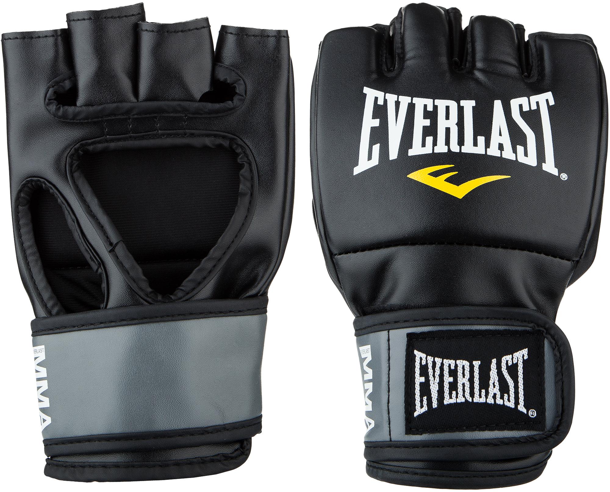 Everlast Перчатки тренировочные Everlast, размер L-XL перчатки тренировочные everlast pro style elite