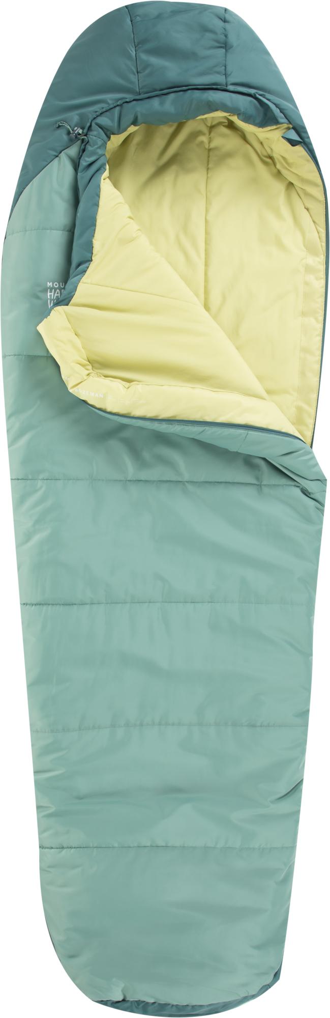 цена на Mountain Hardwear Спальный мешок Mountain Hardwear Bozeman -3 левосторонний
