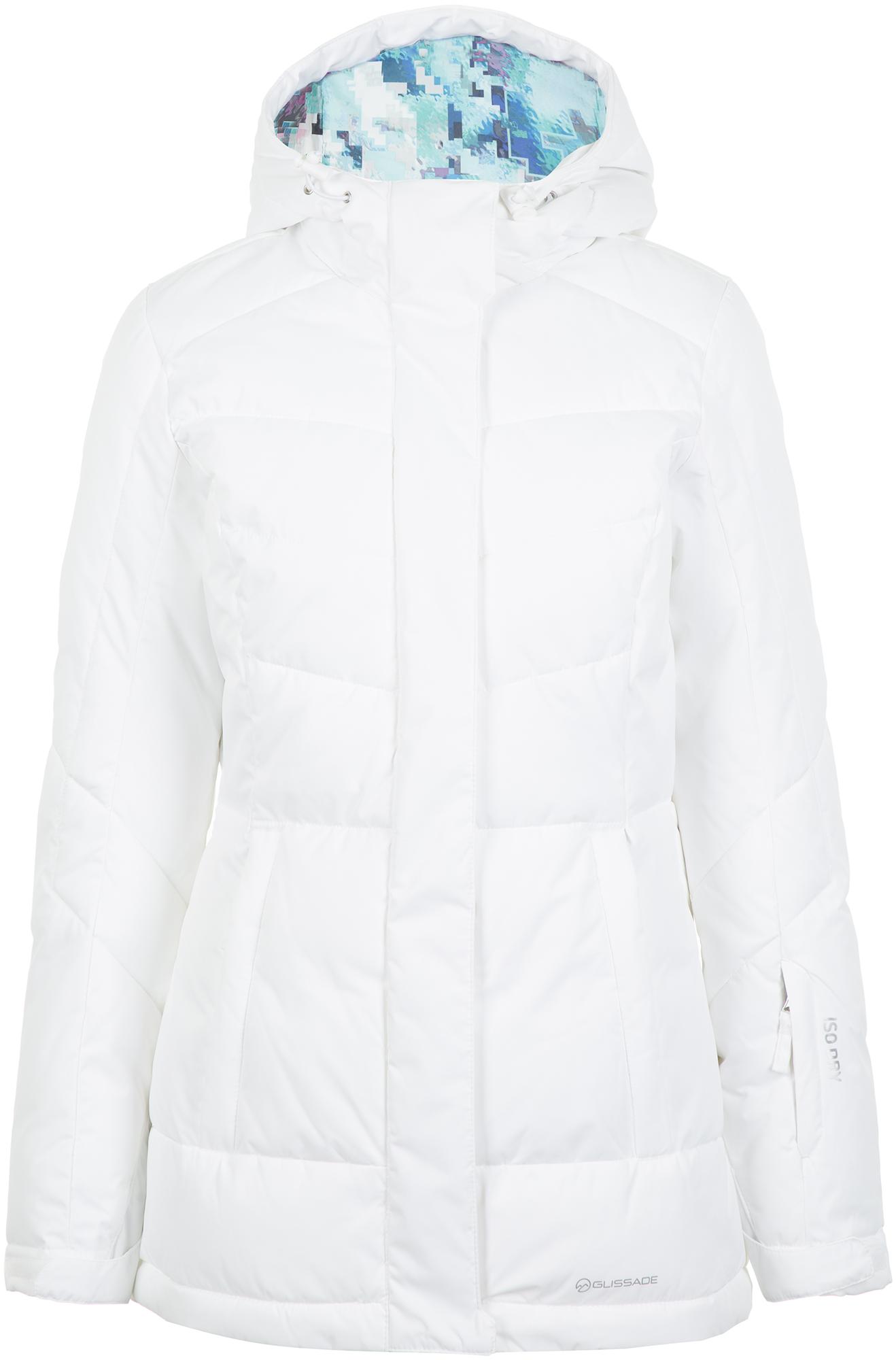Glissade Куртка утепленная женская Glissade, размер 54 цены онлайн
