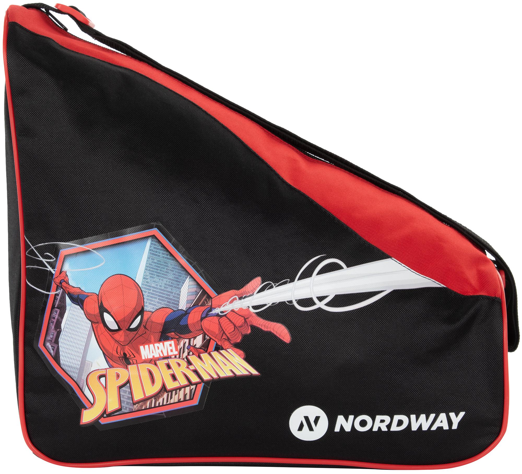 Nordway Сумка для ледовых коньков детская SPIDER-MAN