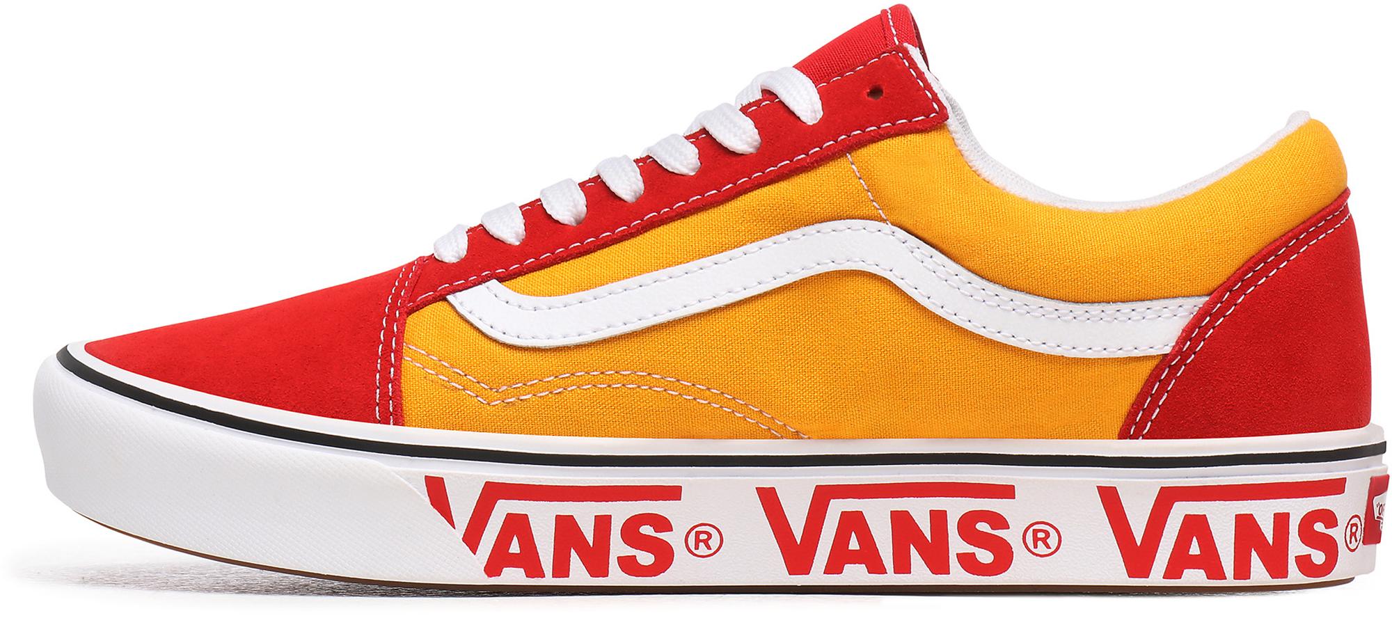 цена Vans Кеды мужские Vans ComfyCush Old Skool, размер 40 онлайн в 2017 году