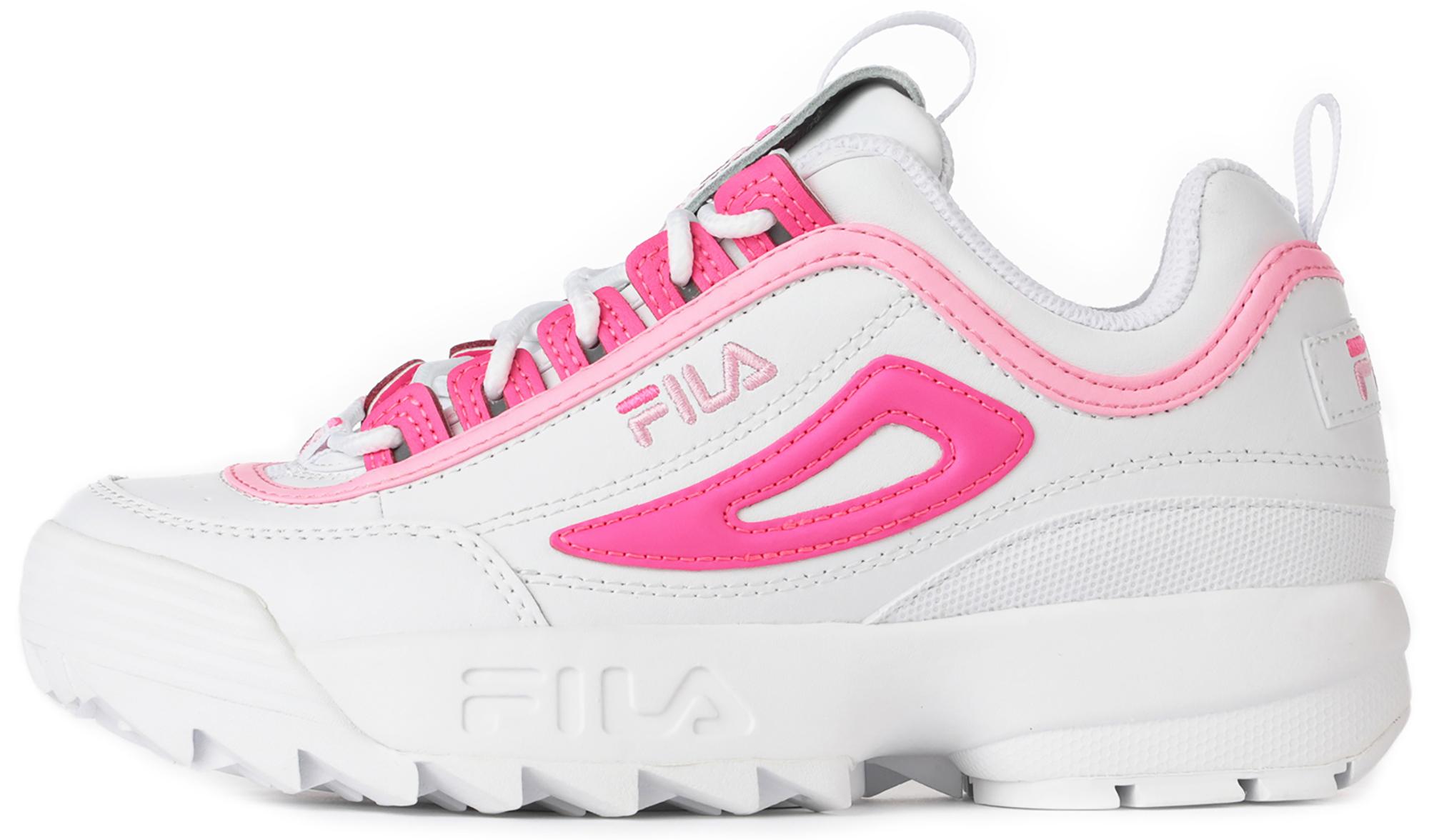 Кроссовки для девочек FILA Disruptor II, размер 34.5