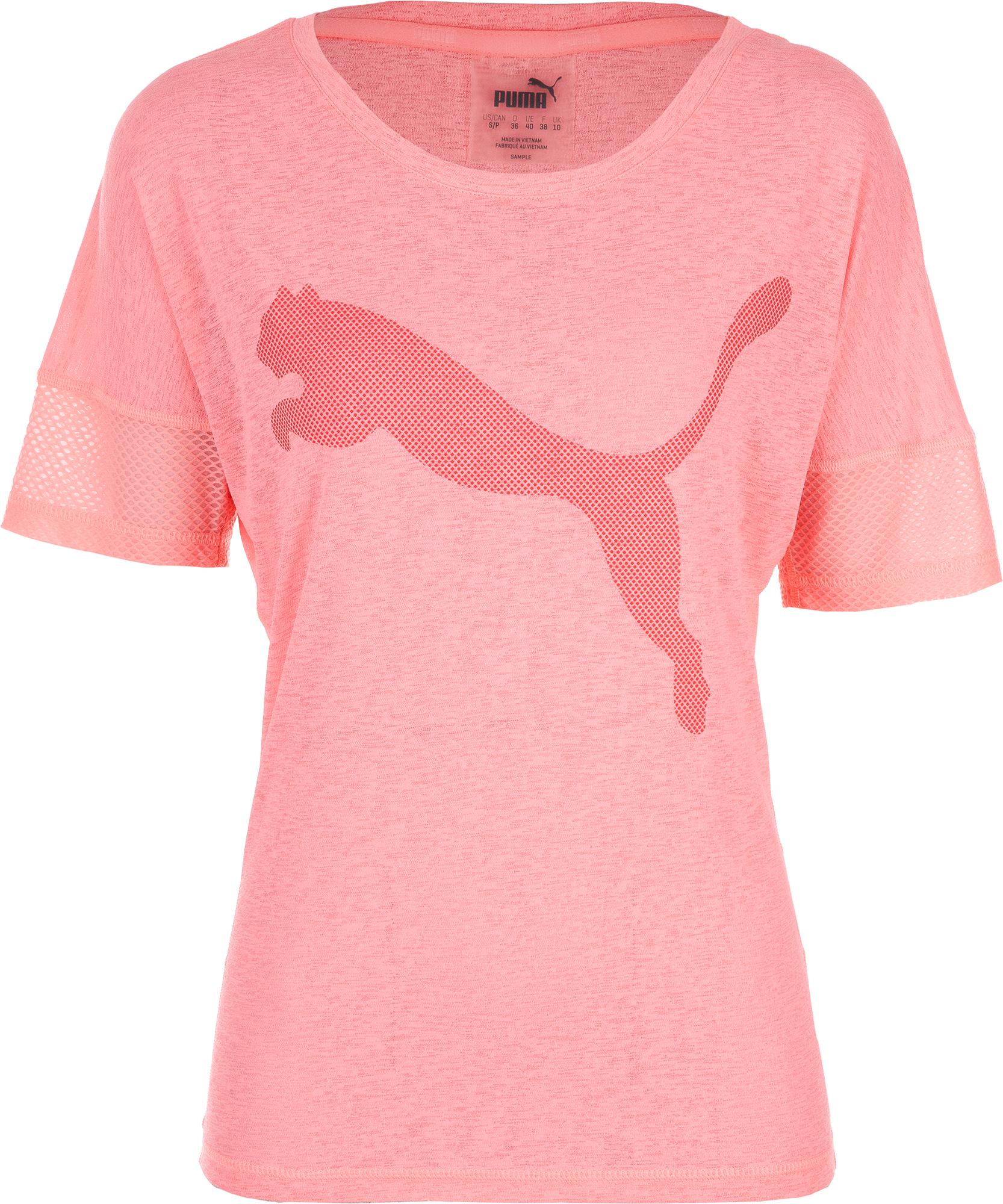 Puma Футболка женская Puma Loose футболка puma puma pu053egqno69