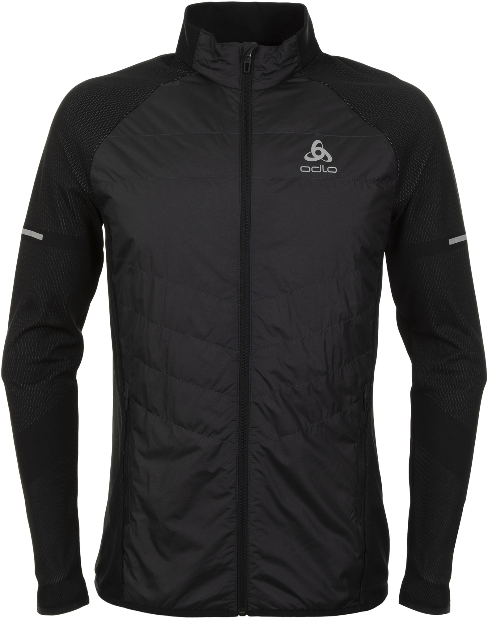 Odlo Куртка утепленная мужская Odlo Irbis Hybrid Seamless X-Warm, размер 52-54