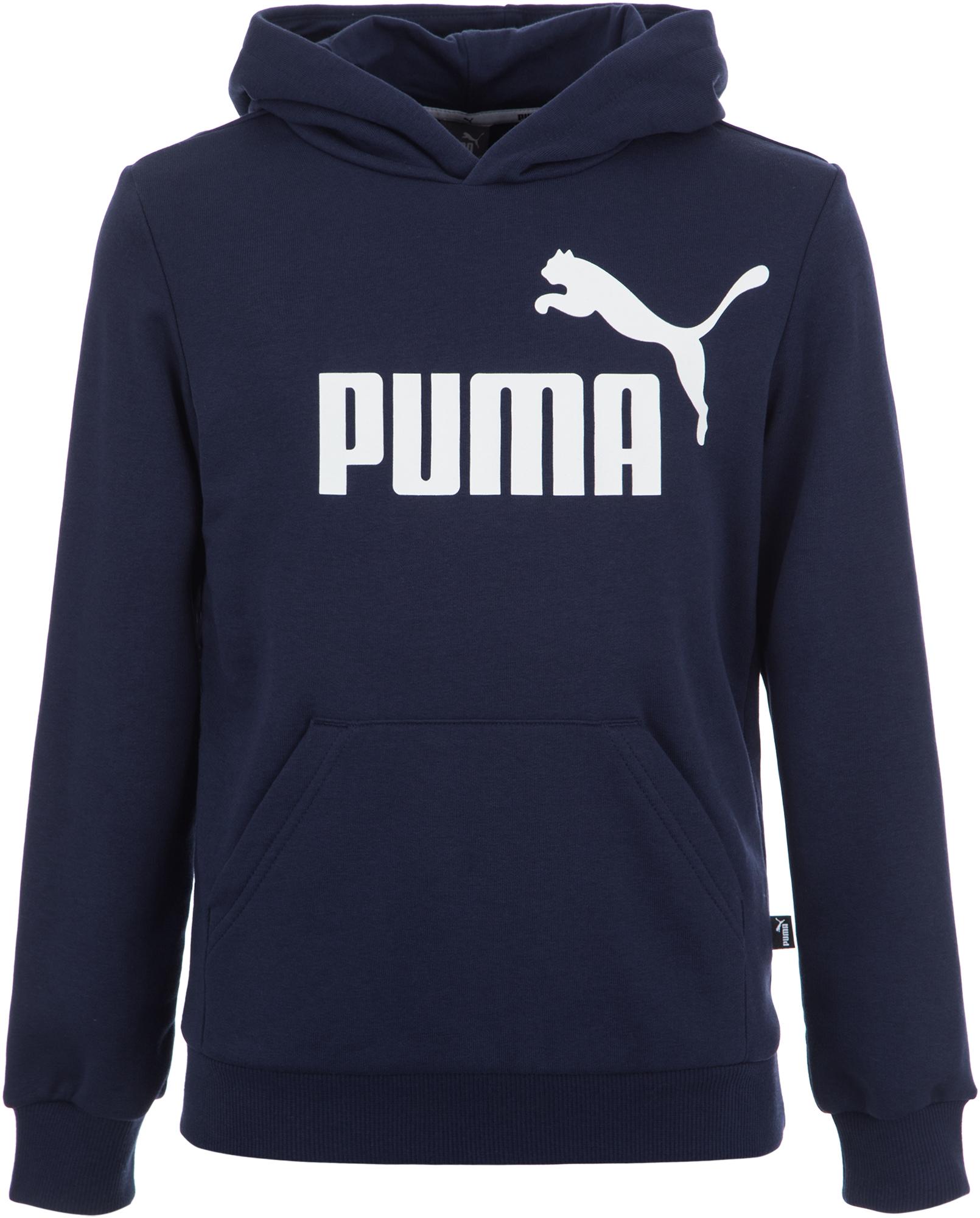 Puma Джемпер для мальчиков Puma ESS Logo, размер 128 цена в Москве и Питере