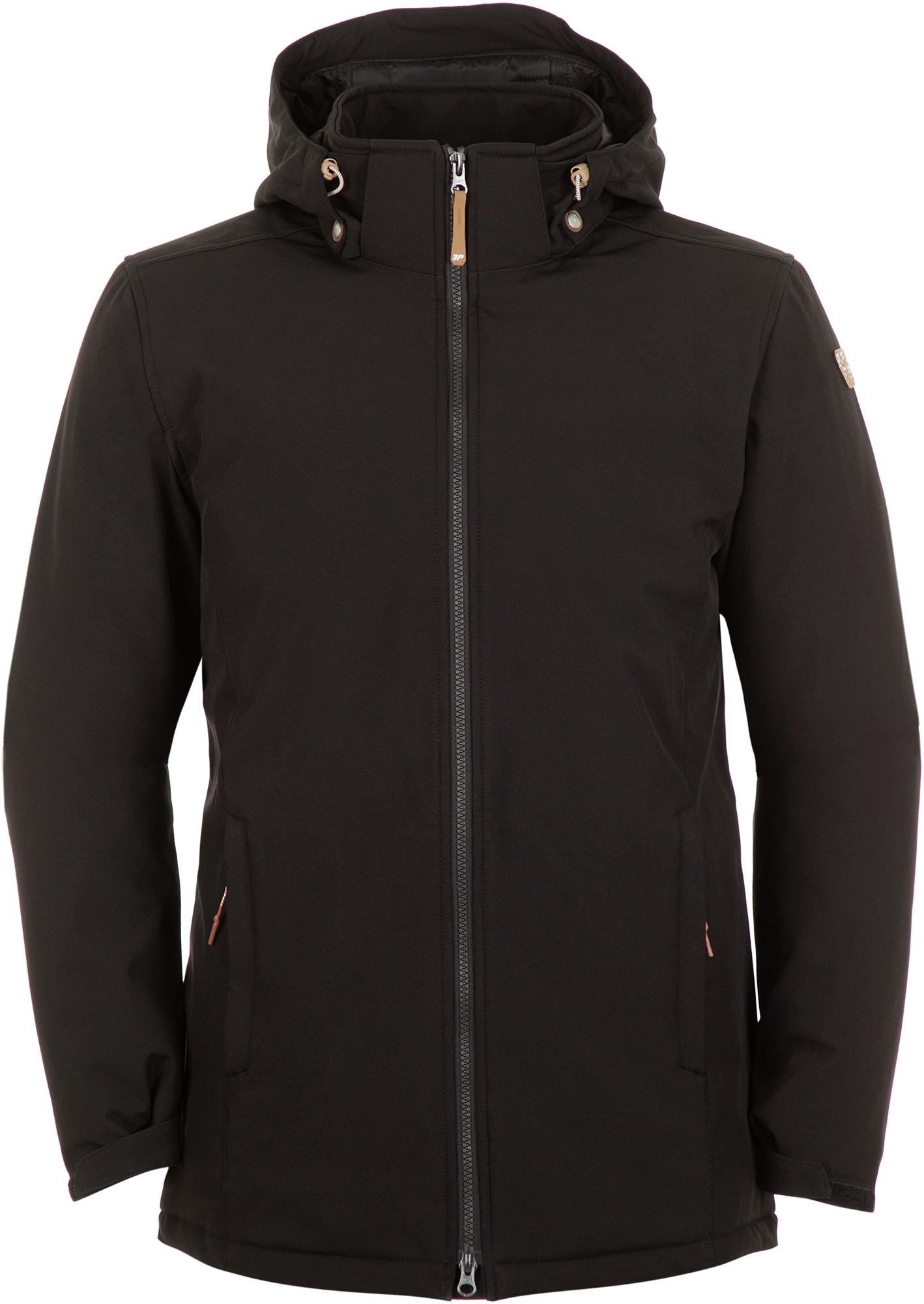 цена IcePeak Куртка утепленная мужская IcePeak Pineland, размер 56 онлайн в 2017 году