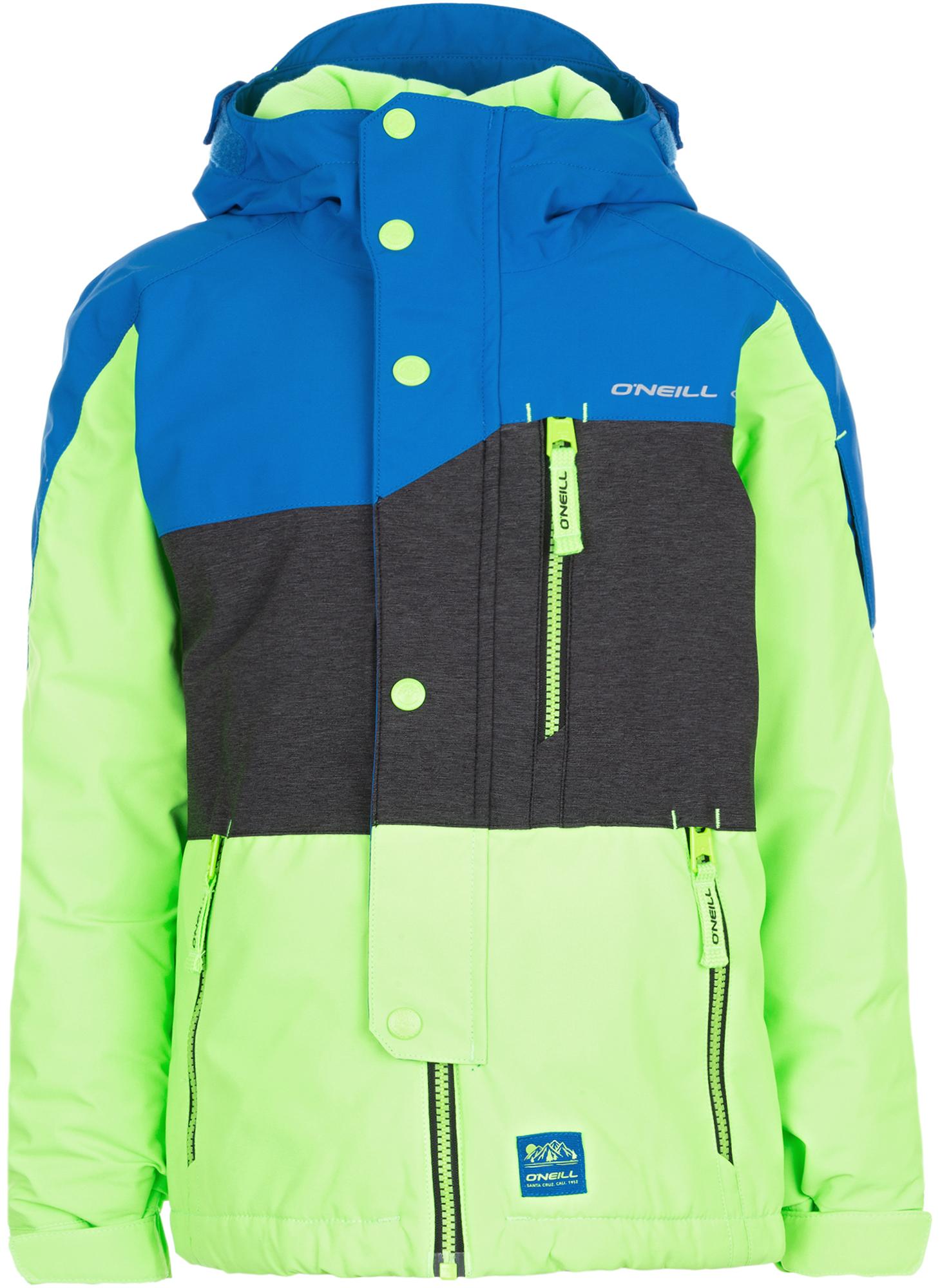 O'Neill Куртка утепленная для мальчиков O'Neill Dialed o neill шлепанцы для мальчиков o neill