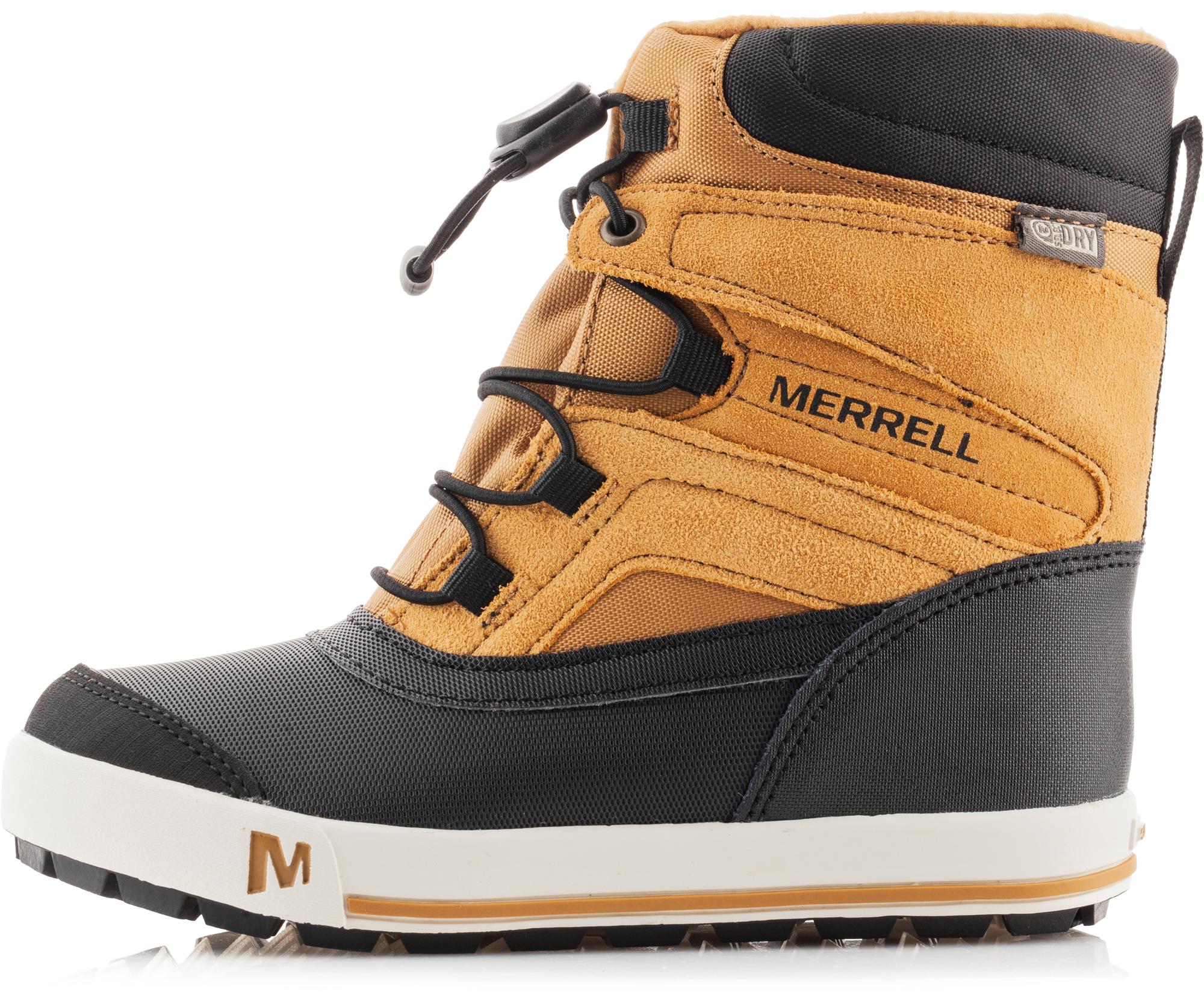 Merrell Ботинки утепленные для мальчиков Merrell Snow Bank 2.0