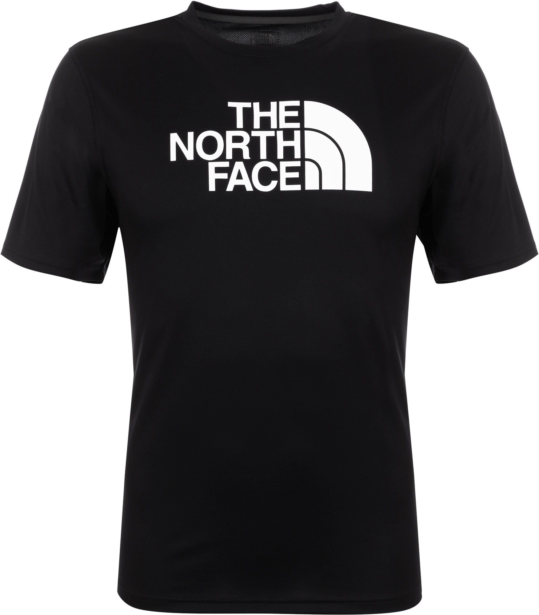 The North Face Футболка мужская The North Face Train N Logo Flex, размер 52 футболка мужская cms 110000 all star logo