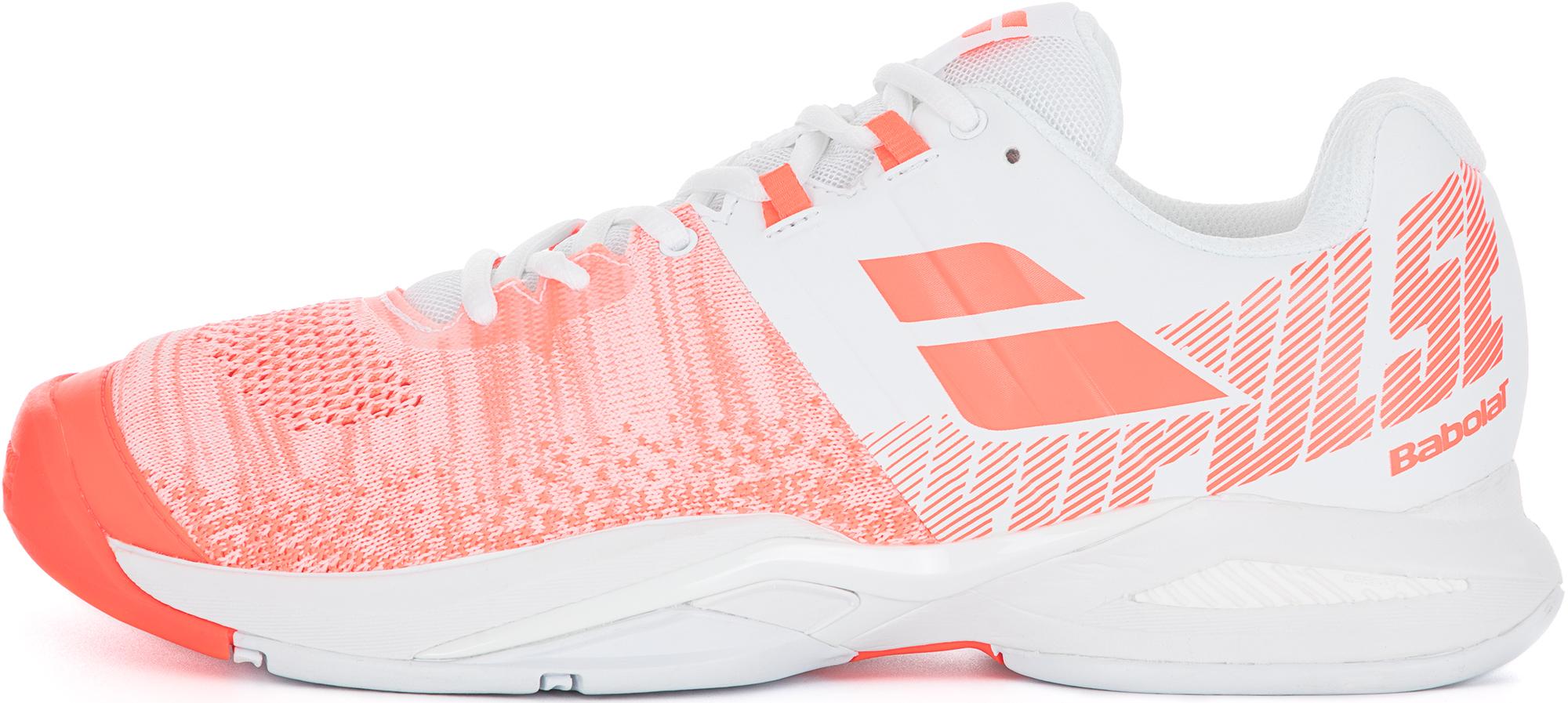 Babolat Кроссовки женские Babolat Propulse Blast All Court, размер 39 кроссовки мужские adidas all court цвет белый bb9926 размер 7 39