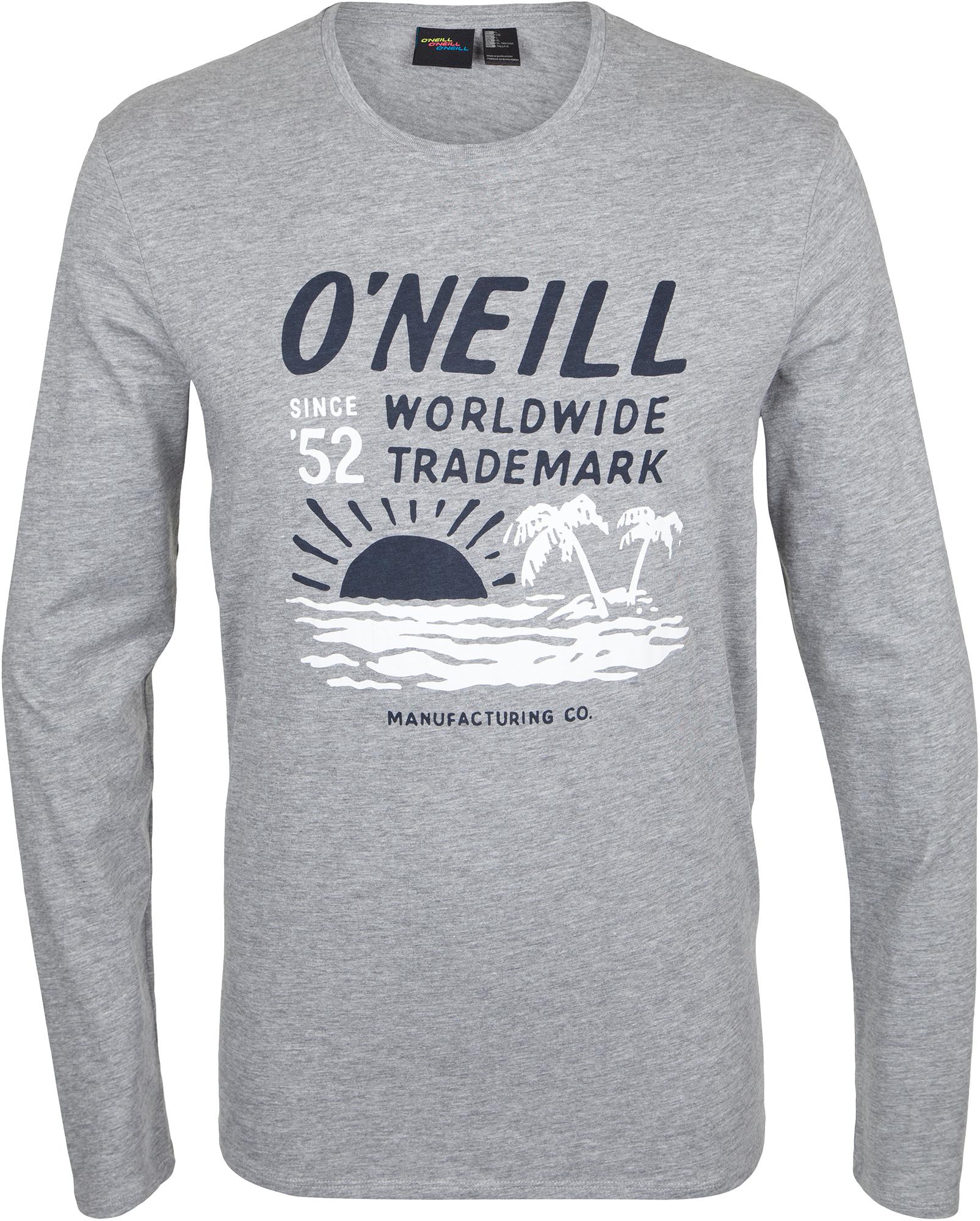 O'Neill Футболка с длинным рукавом мужская O'Neill Lm, размер 54-56