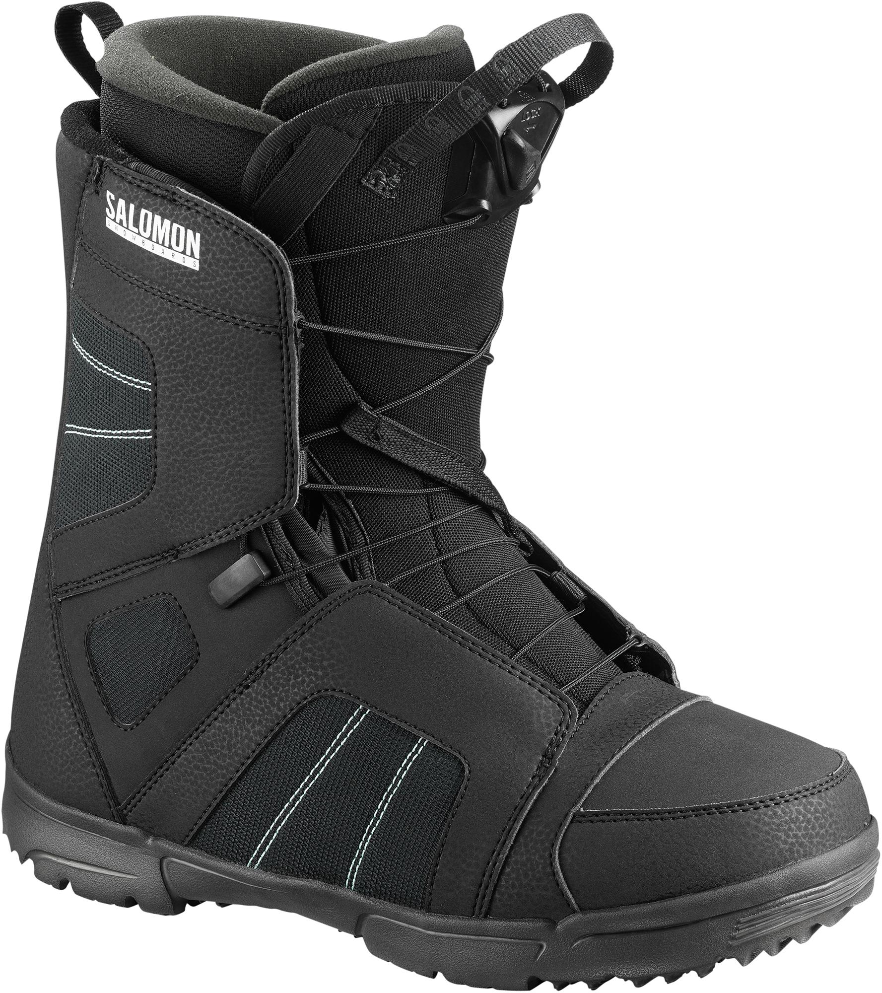 Salomon Сноубордические ботинки Salomon Titan, размер 42,5
