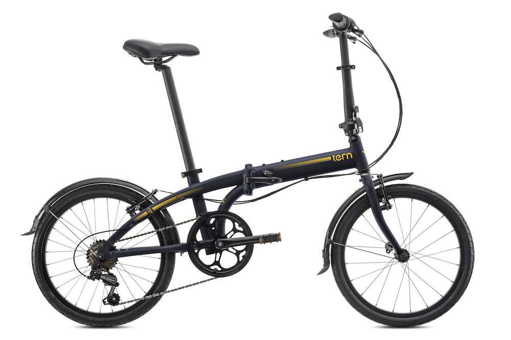 Tern Велосипед складной Tern Link B7 20