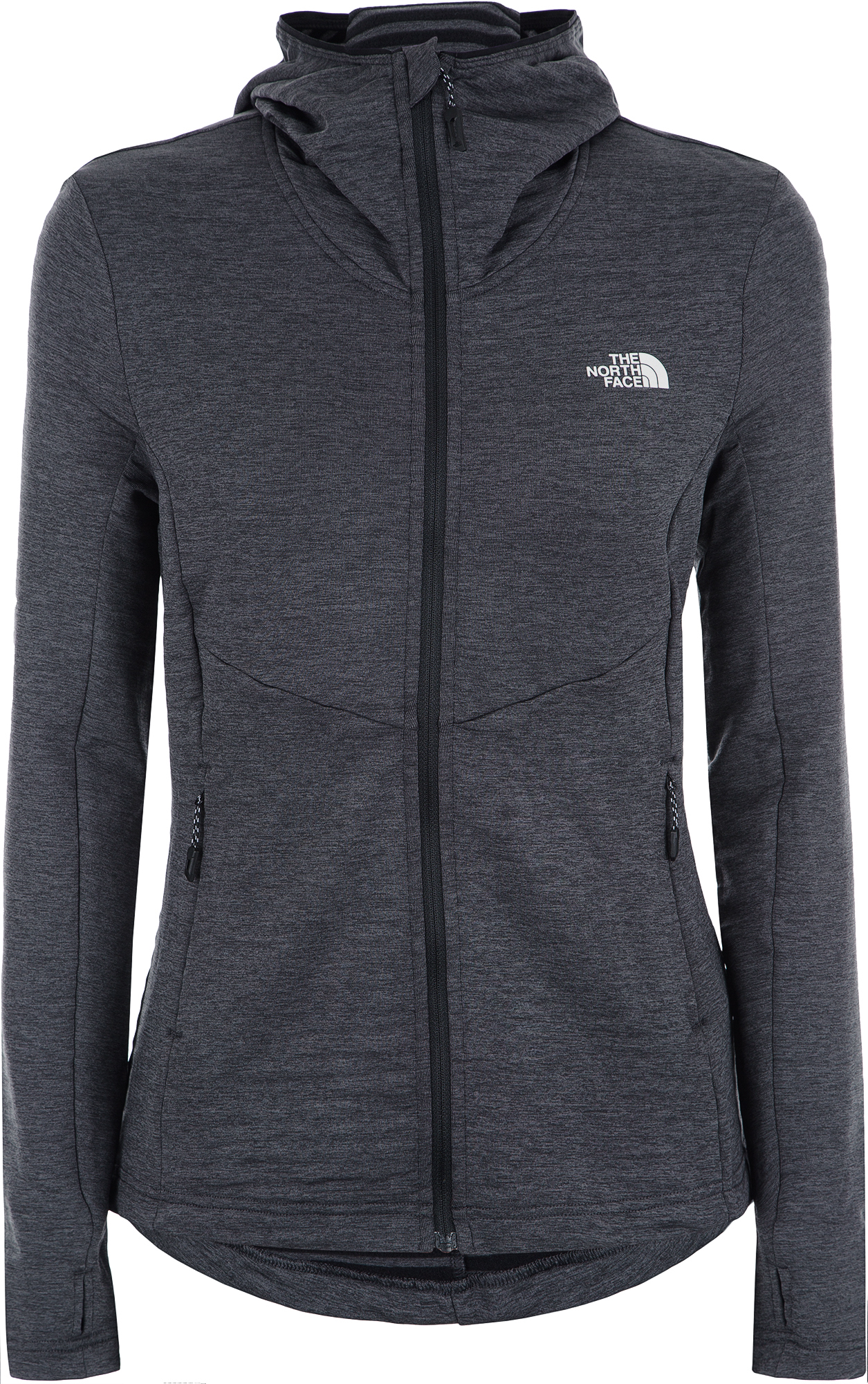 The North Face Джемпер женский The North Face Impendor Light Midlayer, размер 48 цена и фото