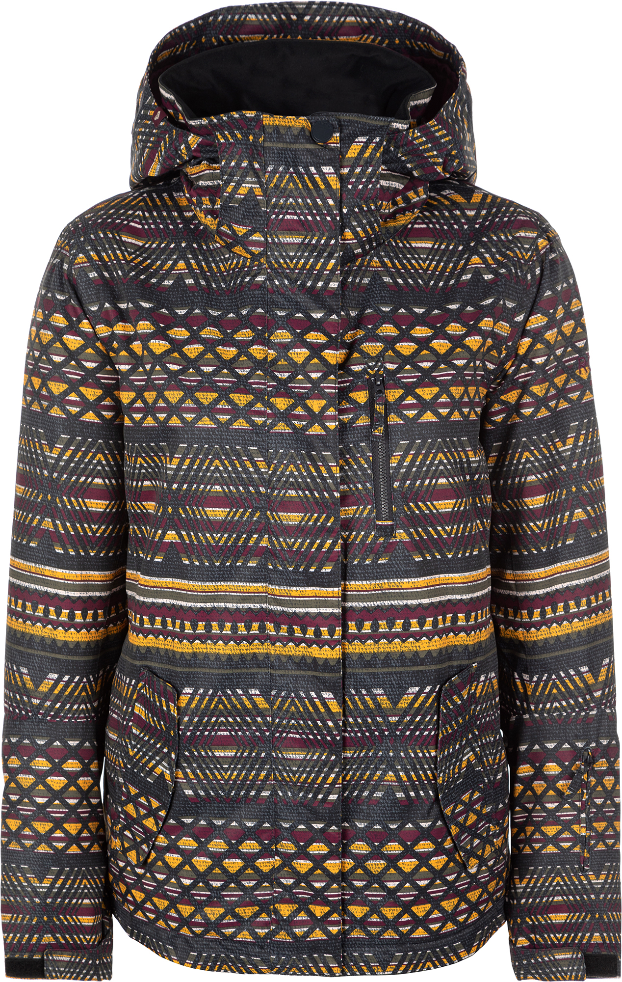 Roxy Куртка женская Roxy Jetty JK, размер 40-42 куртка женская oodji ultra цвет бежевый 10304291 19781 3300n размер 34 170 40 170