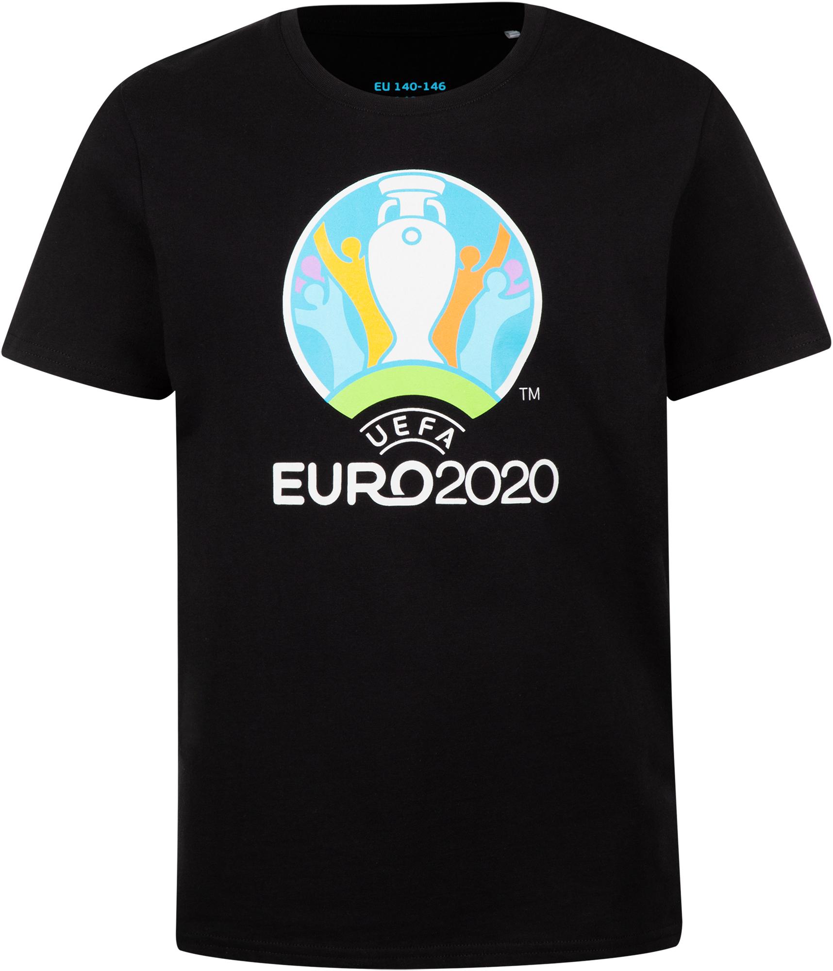 UEFA EURO 2020 Футболка для мальчиков UEFA EURO 2020, размер 116 подушка printio uefa euro 2016