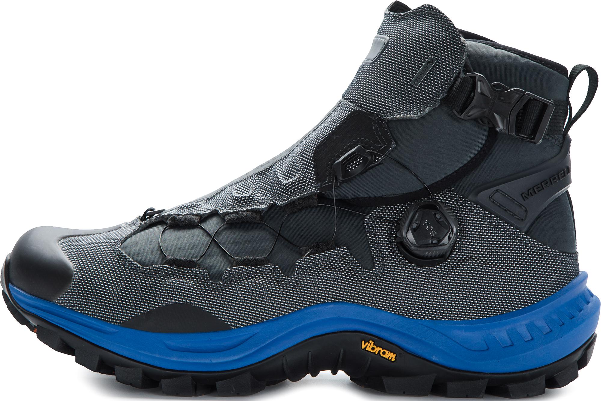 Merrell Ботинки утепленные мужские Merrell Rogue 2 BOA GTX, размер 44 ботинки мужские зимние tr aym 15a синий размер 45