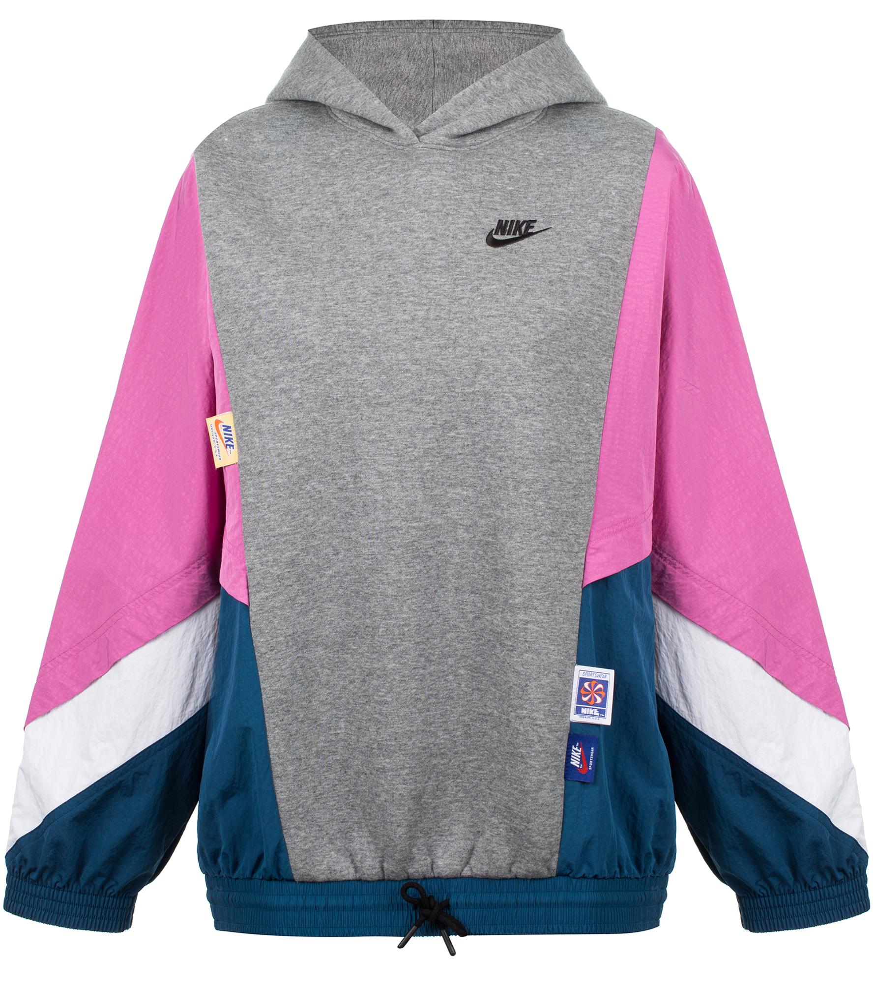 цена Nike Худи женская Nike Sportswear, размер 46-48 онлайн в 2017 году