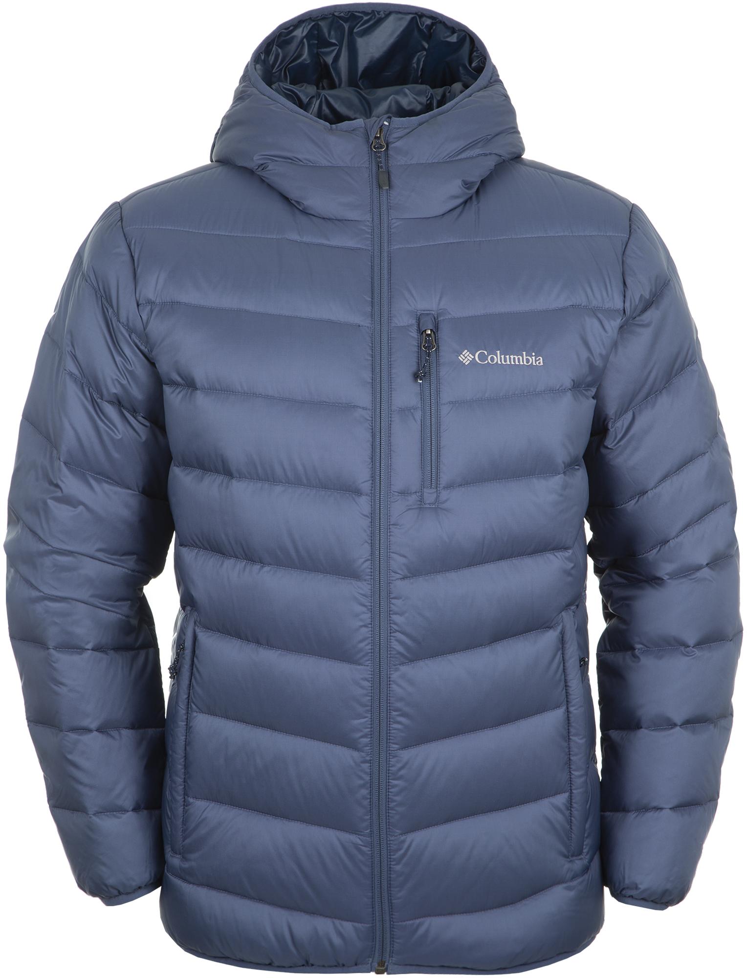 Columbia Куртка пуховая мужская Columbia Hellfire 650 TurboDown, размер 56-58 цена