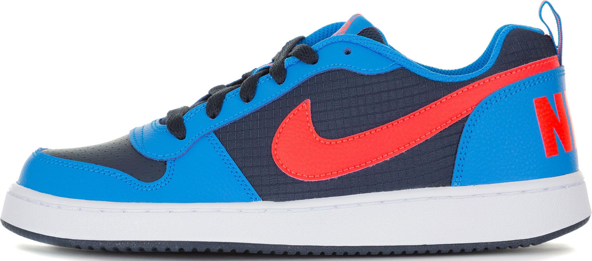 Nike Кеды для мальчиков Nike Court Borough Low, размер 38