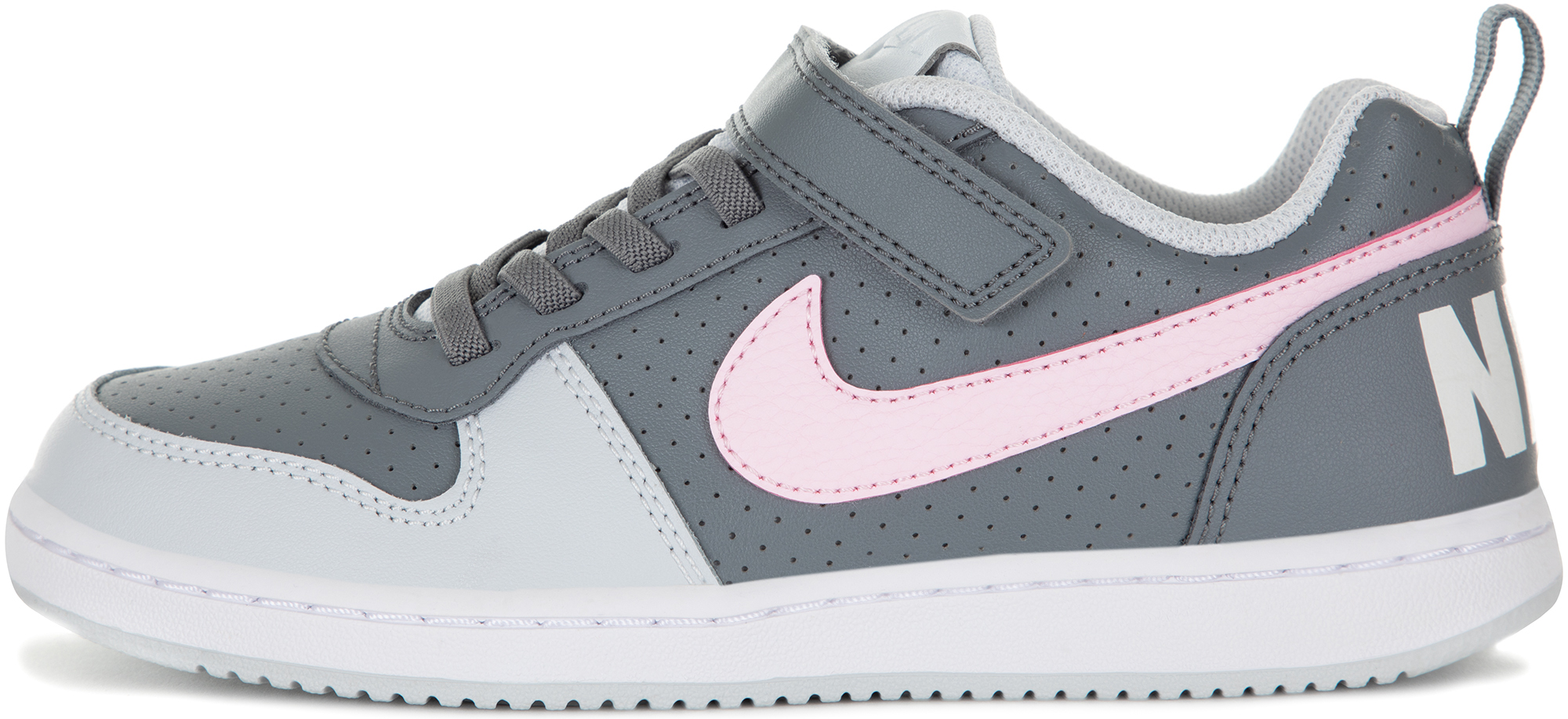 Nike Кеды для девочек Nike Court Borough Low, размер 34 гардероб austrian court