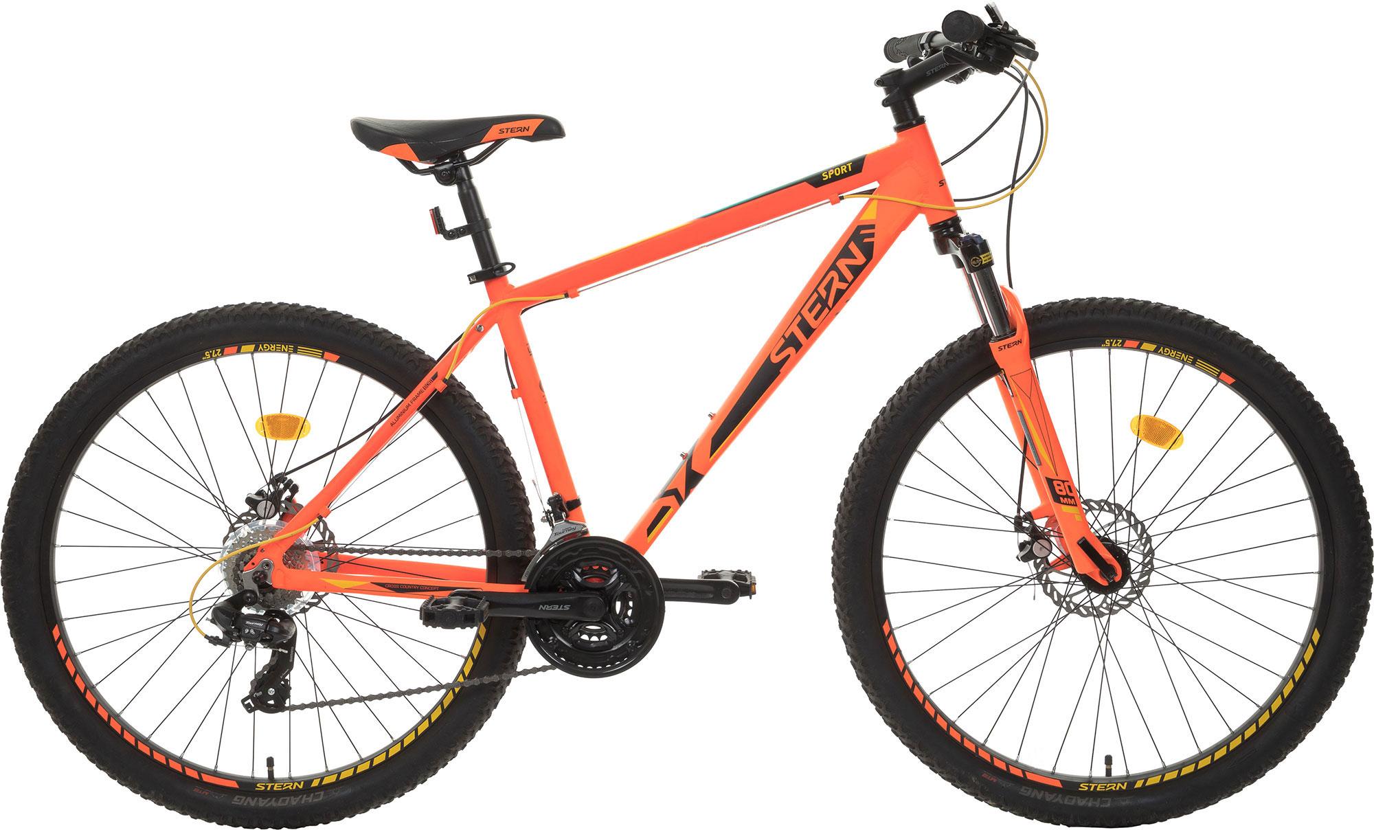 Stern Велосипед горный Stern Energy 2.0 27,5 Sport, размер 165-175