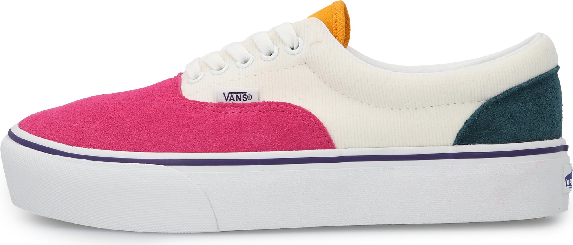 цена Vans Кеды женские Vans Era Platform, размер 37 онлайн в 2017 году