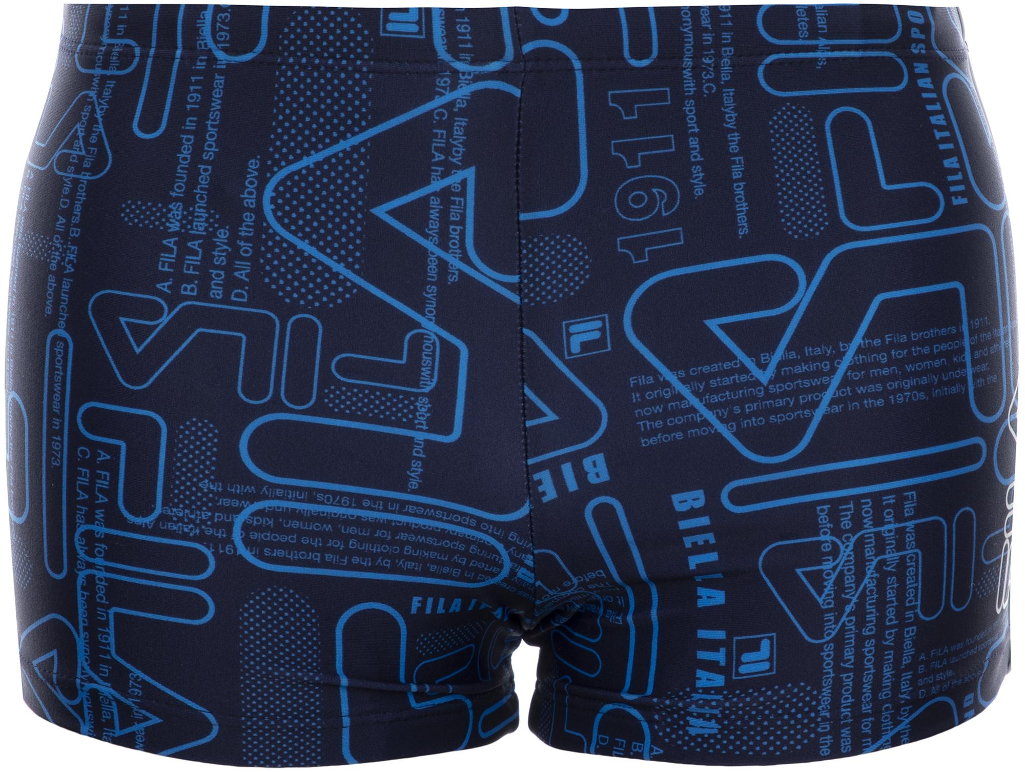 Fila Плавки-шорты для мальчиков Fila, размер 164 все цены