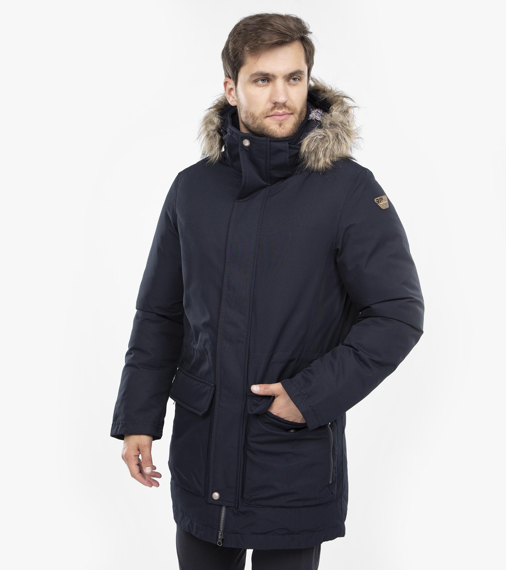 IcePeak Куртка утепленная мужская IcePeak Abington, размер 56 цены онлайн
